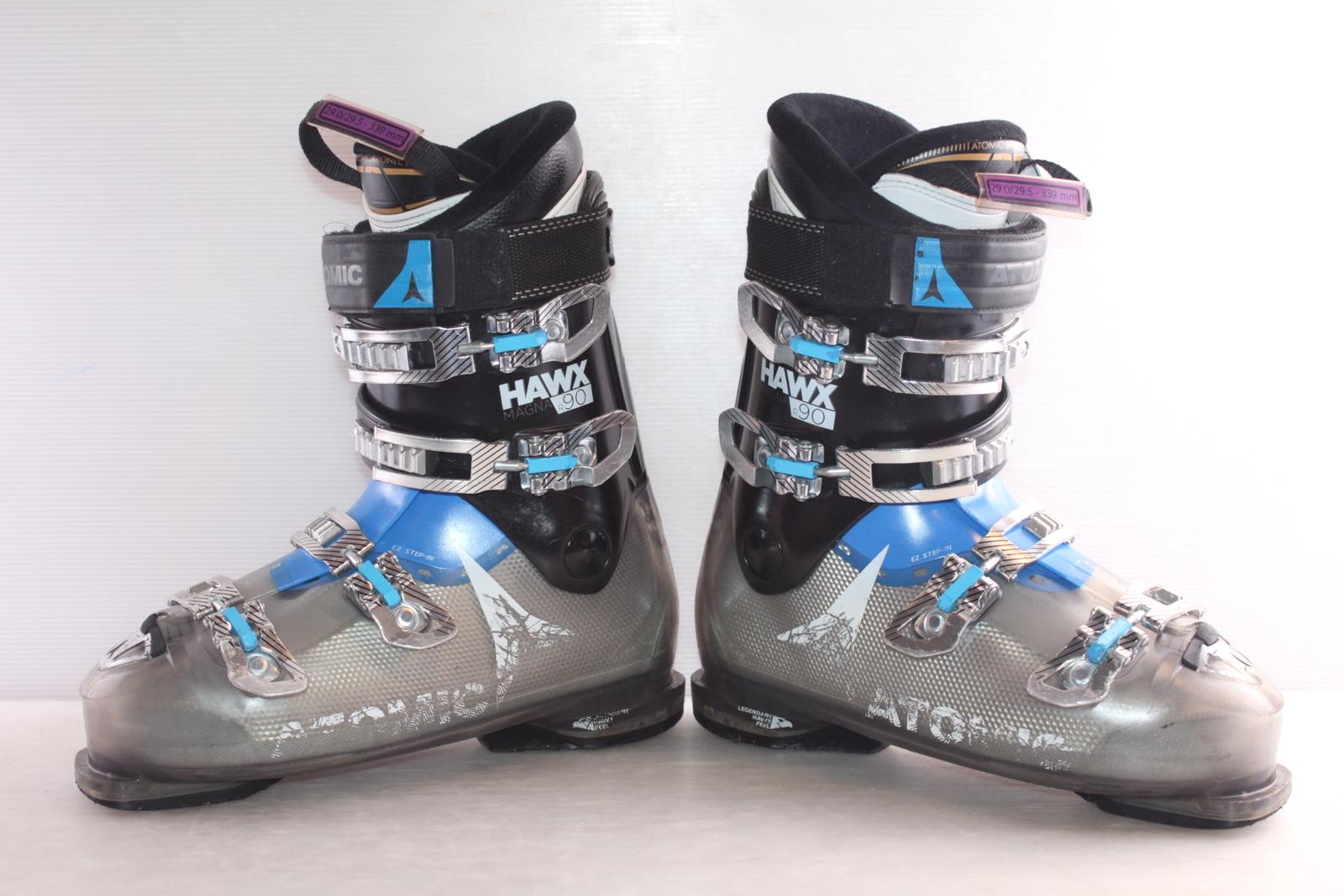 Lyžařské boty Atomic Hawx Magna R90 vel. EU45 flexe 90