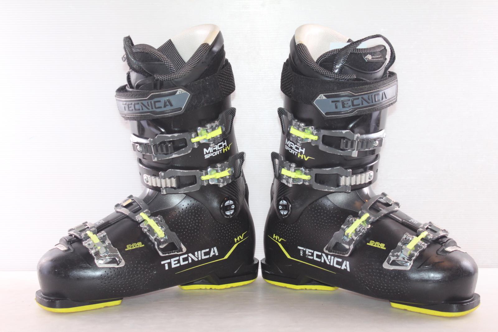 Lyžařské boty Tecnica Mach Sport HV vel. EU43.5 flexe 90