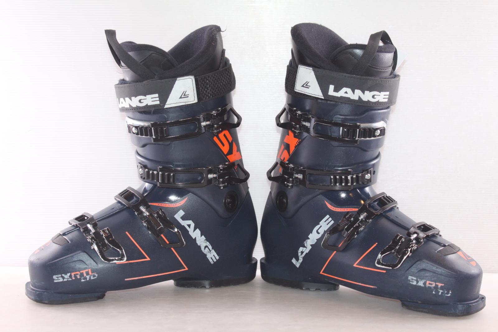 Lyžařské boty Lange SX RT LTD vel. EU43.5 flexe 85