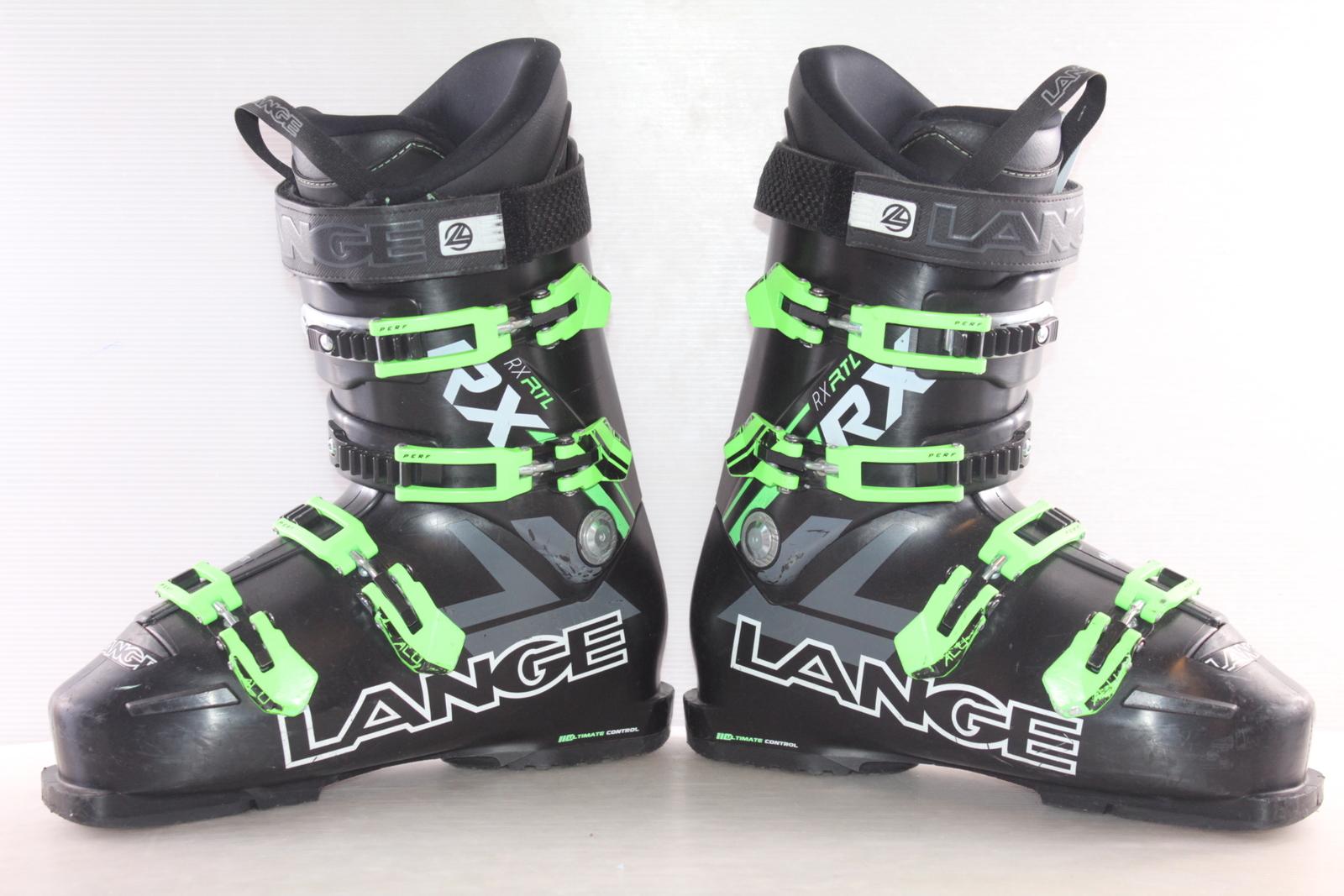 Lyžařské boty Lange RX RTL vel. EU43.5 flexe 90