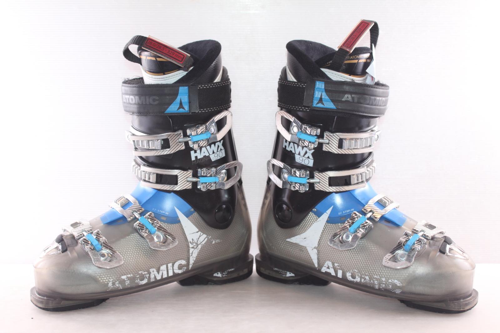 Lyžařské boty Atomic Hawx Magna R90 vel. EU43.5 flexe 90