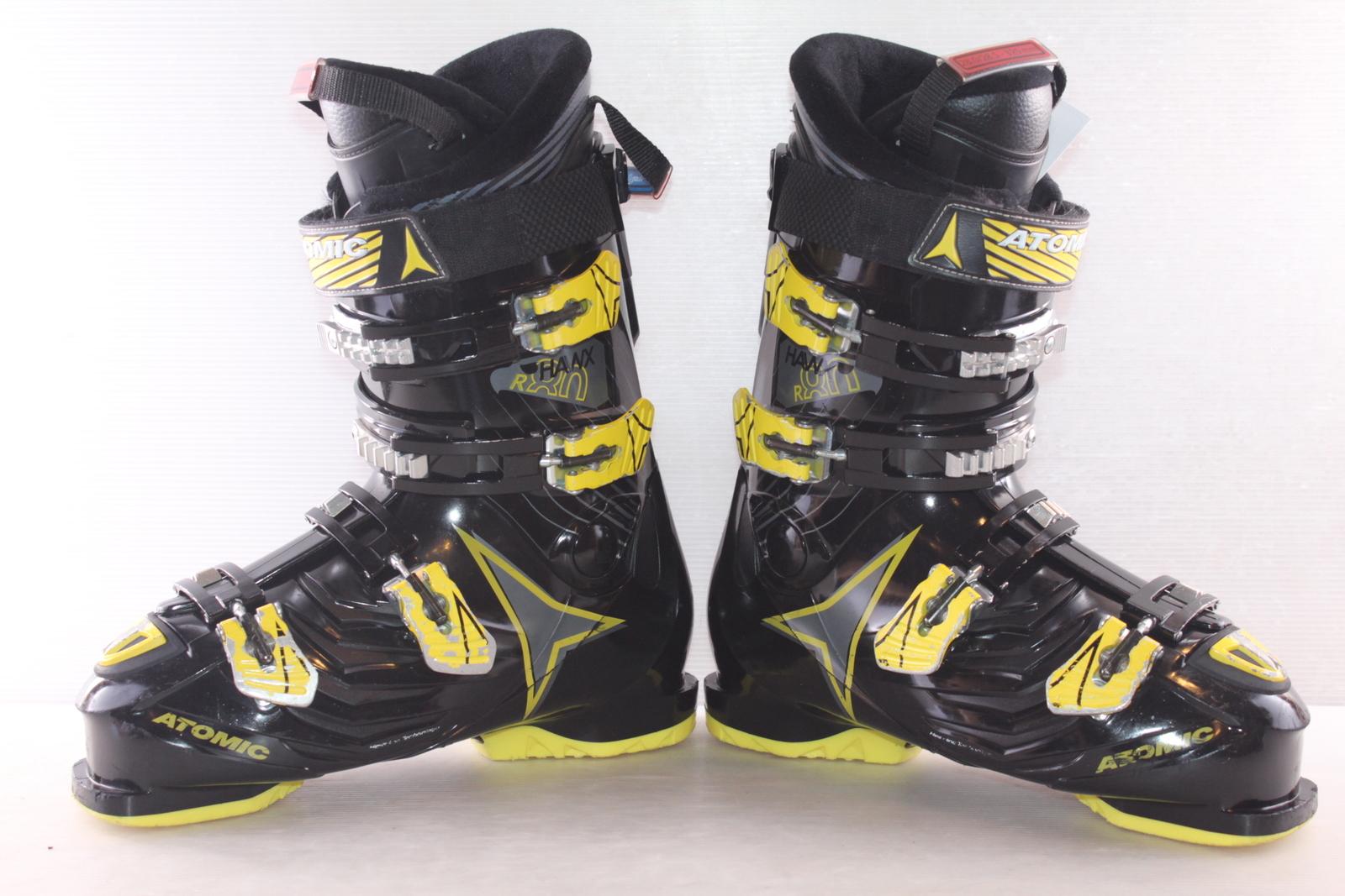 Lyžařské boty Atomic Hawx R80 vel. EU43.5 flexe 80