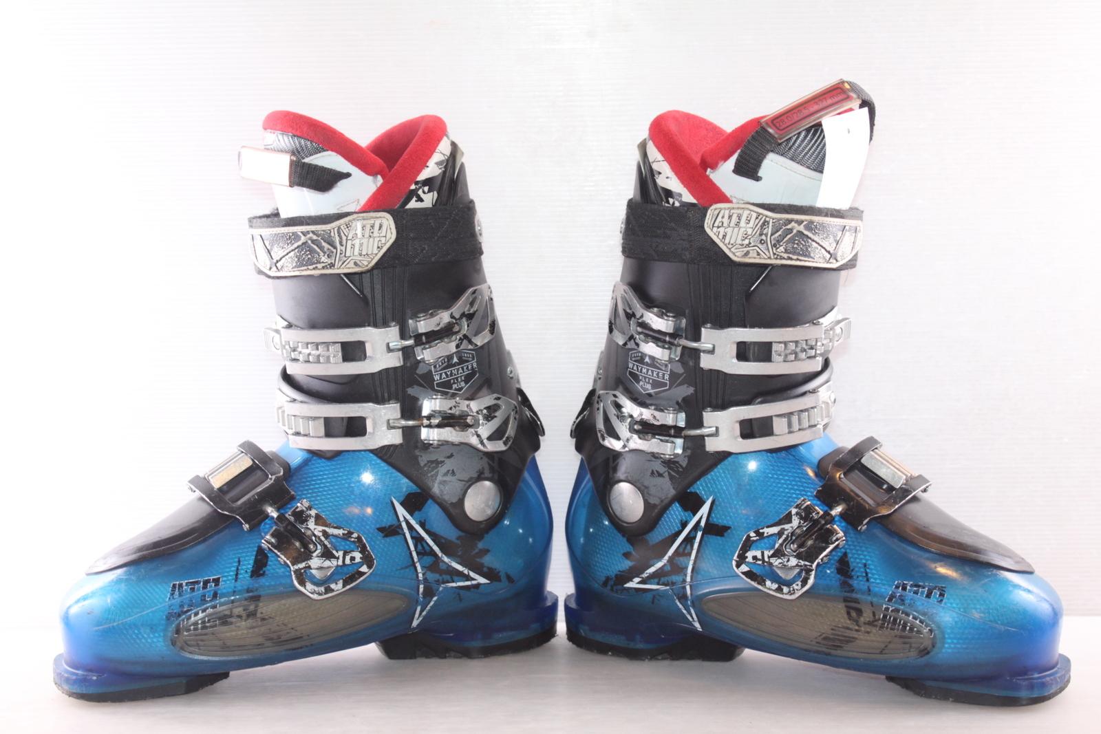 Lyžařské boty Atomic Way Maker Flex plus vel. EU43.5 flexe 80