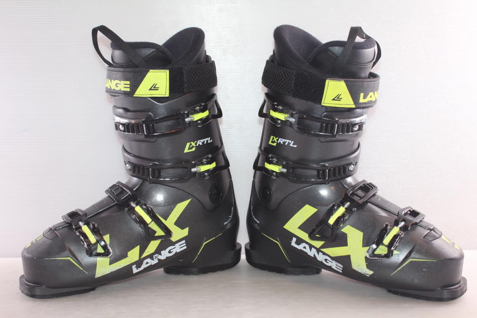 Lyžařské boty Lange LX RTL vel. EU43 flexe 80