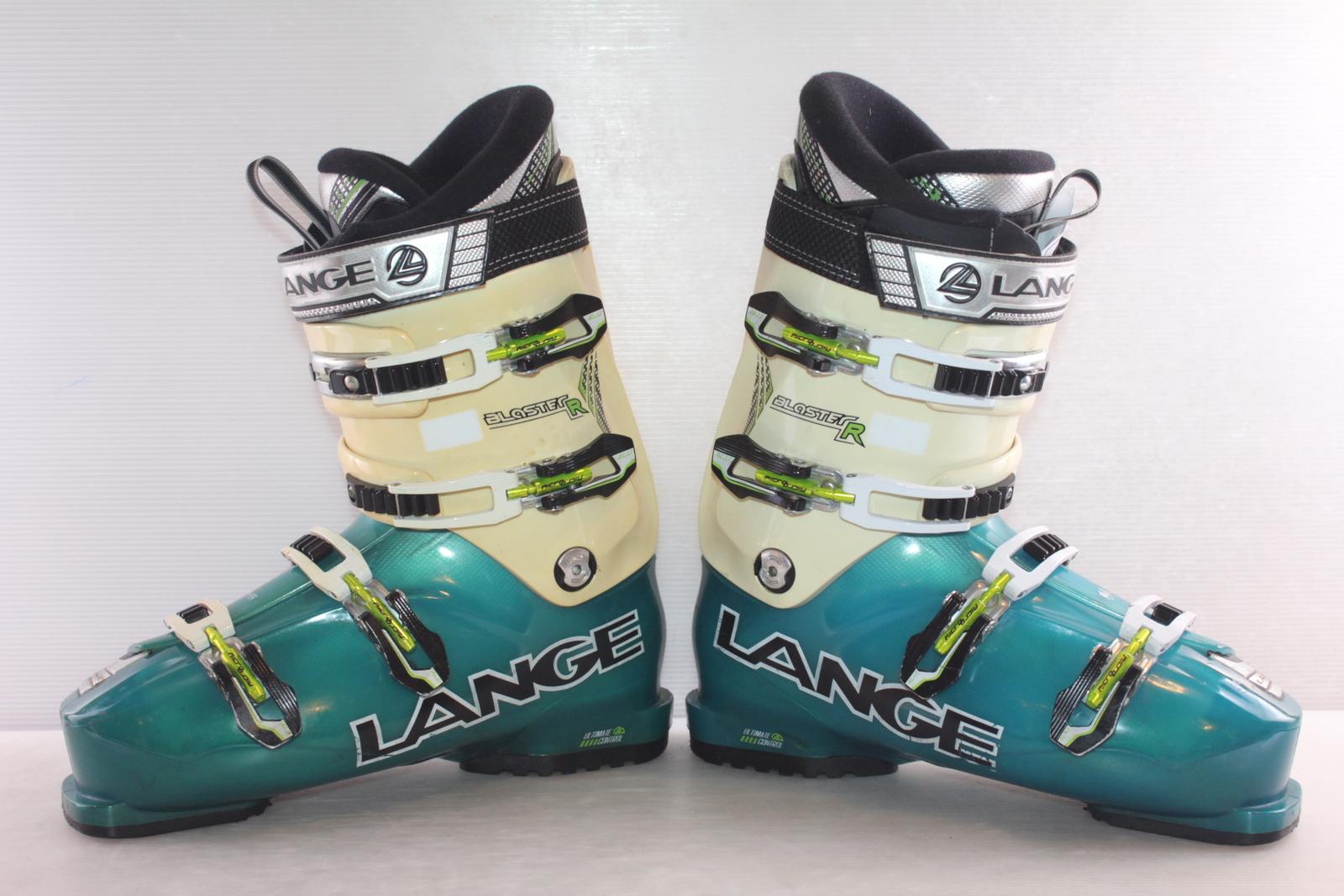 Lyžařské boty Lange Blaster R vel. EU43 flexe 90