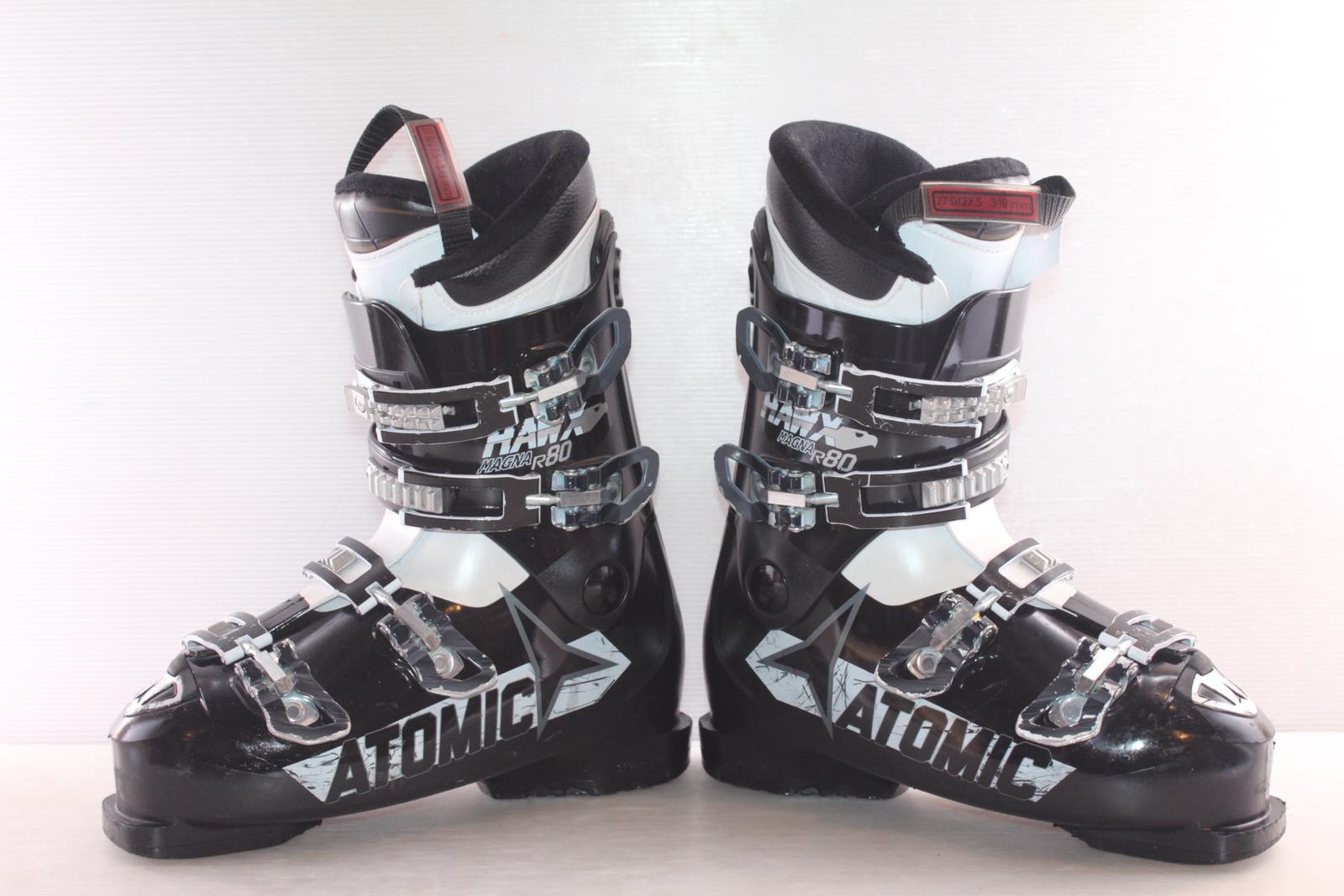 Lyžařské boty Atomic Hawx Magna R80  vel. EU42.5 flexe 80