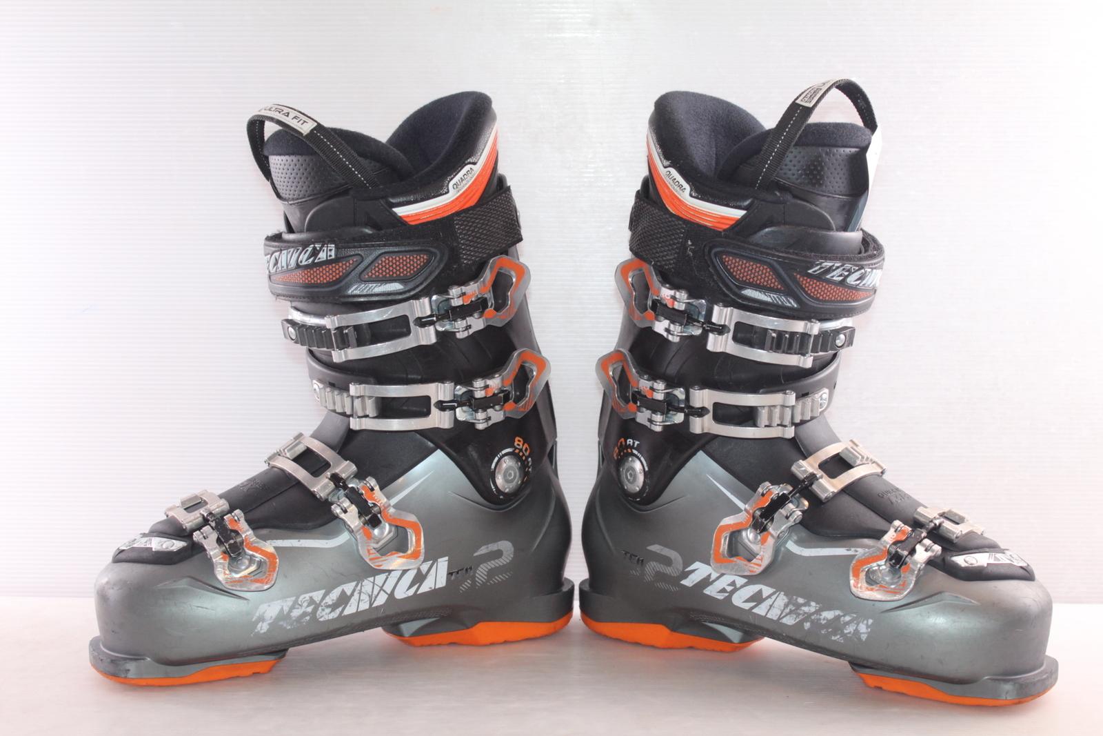 Lyžařské boty Tecnica TEN.2 80RT vel. EU42.5 flexe 80