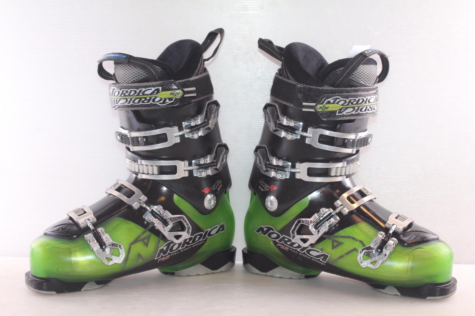 Lyžařské boty Nordica NRGY R100 vel. EU42.5 flexe 100
