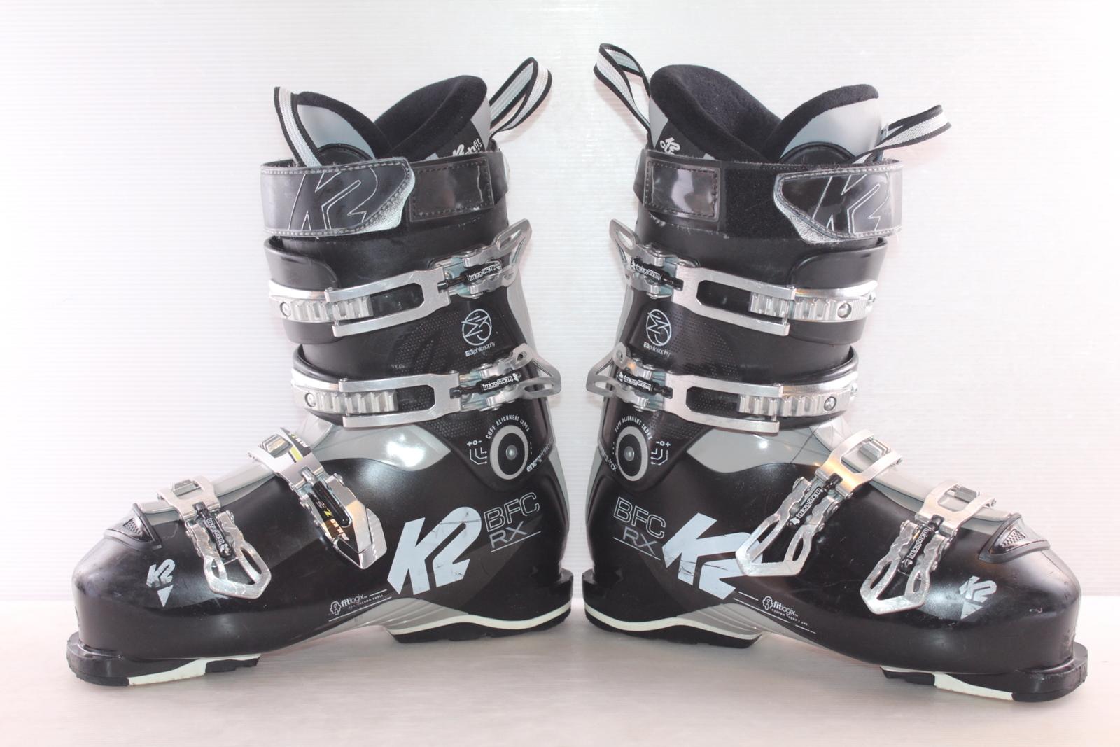 Lyžařské boty K2 BFC RX vel. EU42.5 flexe 90