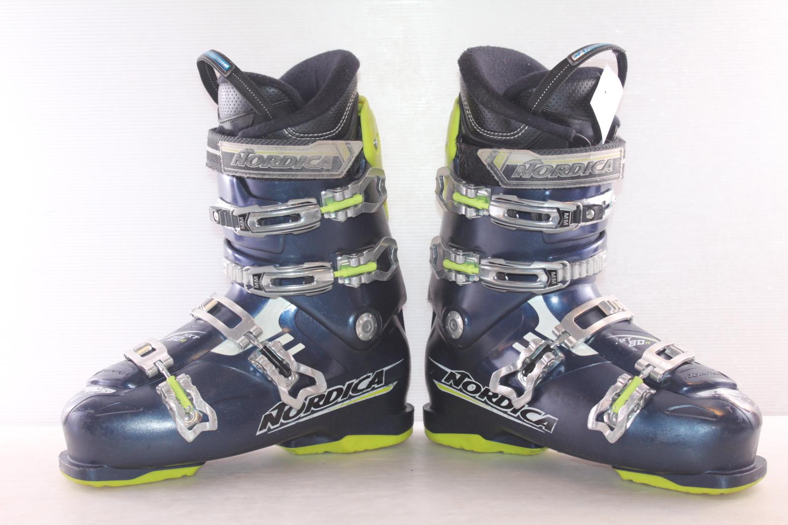Lyžařské boty Nordica NXT 80 R vel. EU42.5 flexe 80