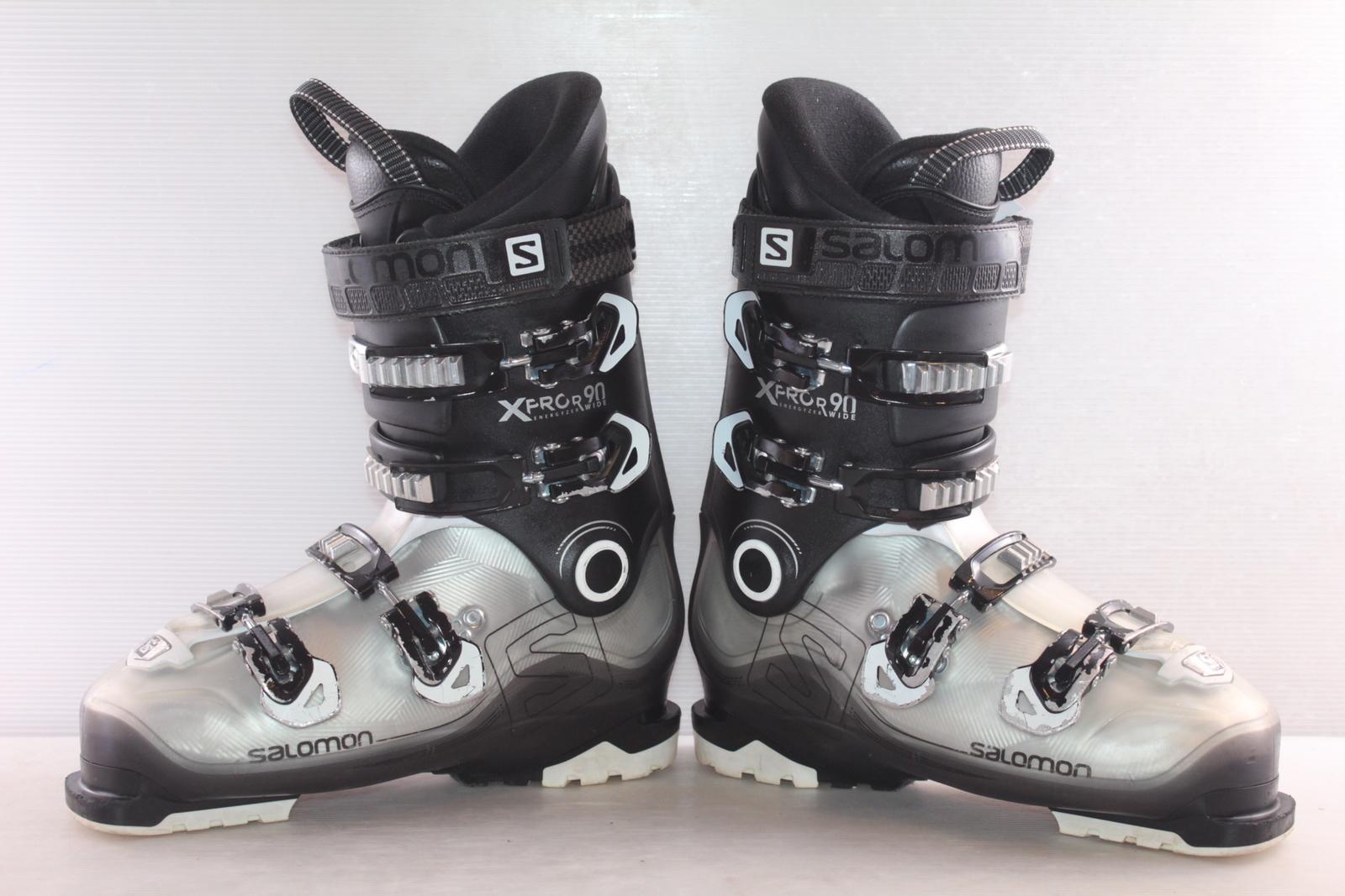 Lyžařské boty Salomon X Pro R90 wide vel. EU42.5 flexe 90