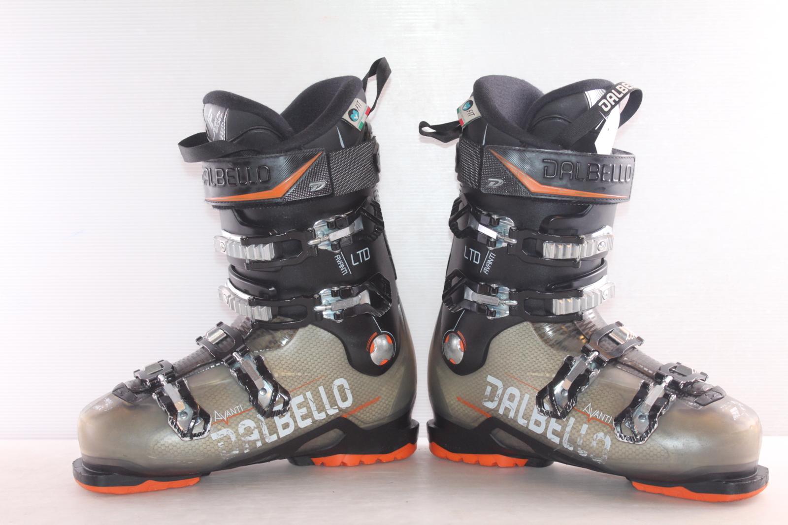 Lyžařské boty Dalbello Avanti Ltd vel. EU42.5 flexe 80