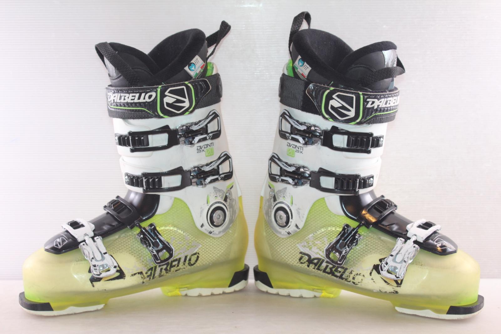 Lyžařské boty Dalbello Avanti 120 AX vel. EU42.5 flexe 120