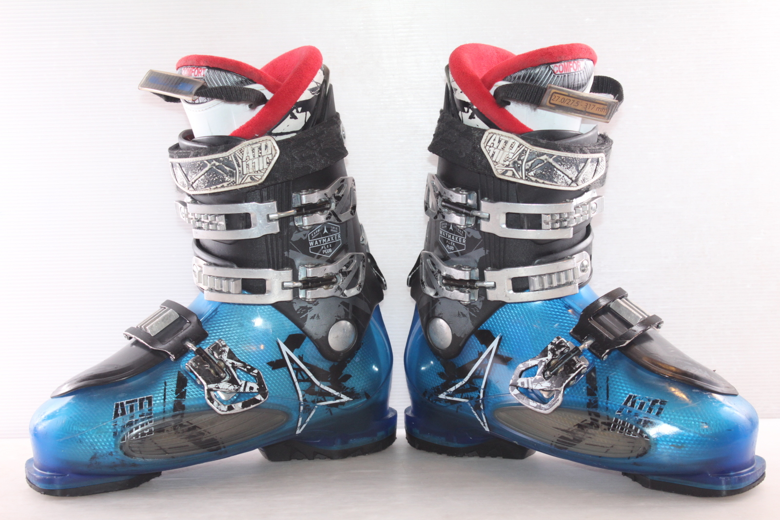 Lyžařské boty Atomic Waymaker Flex Plus vel. EU42 flexe 80