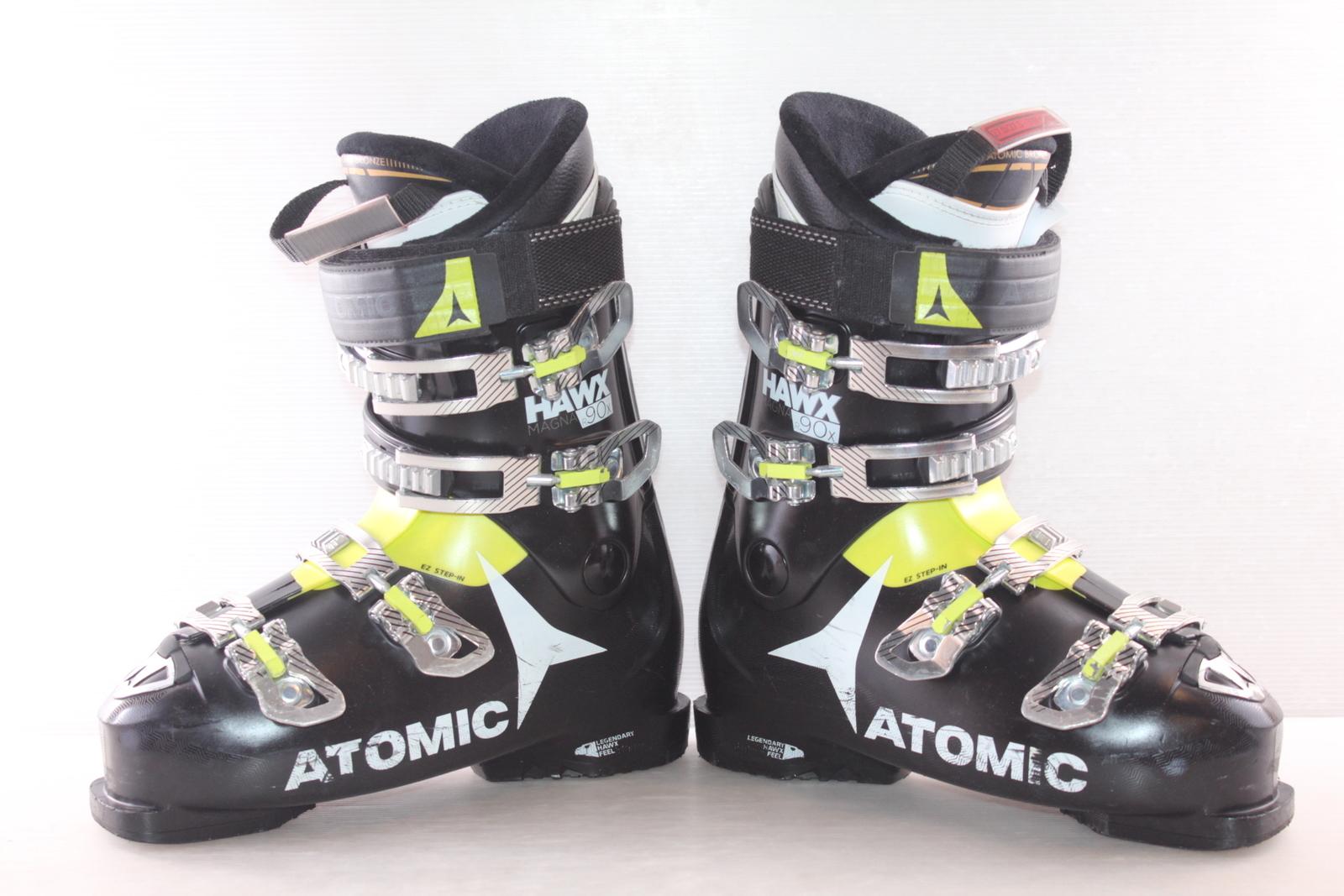 Lyžařské boty Atomic Hawx Magna R90x vel. EU42 flexe 90