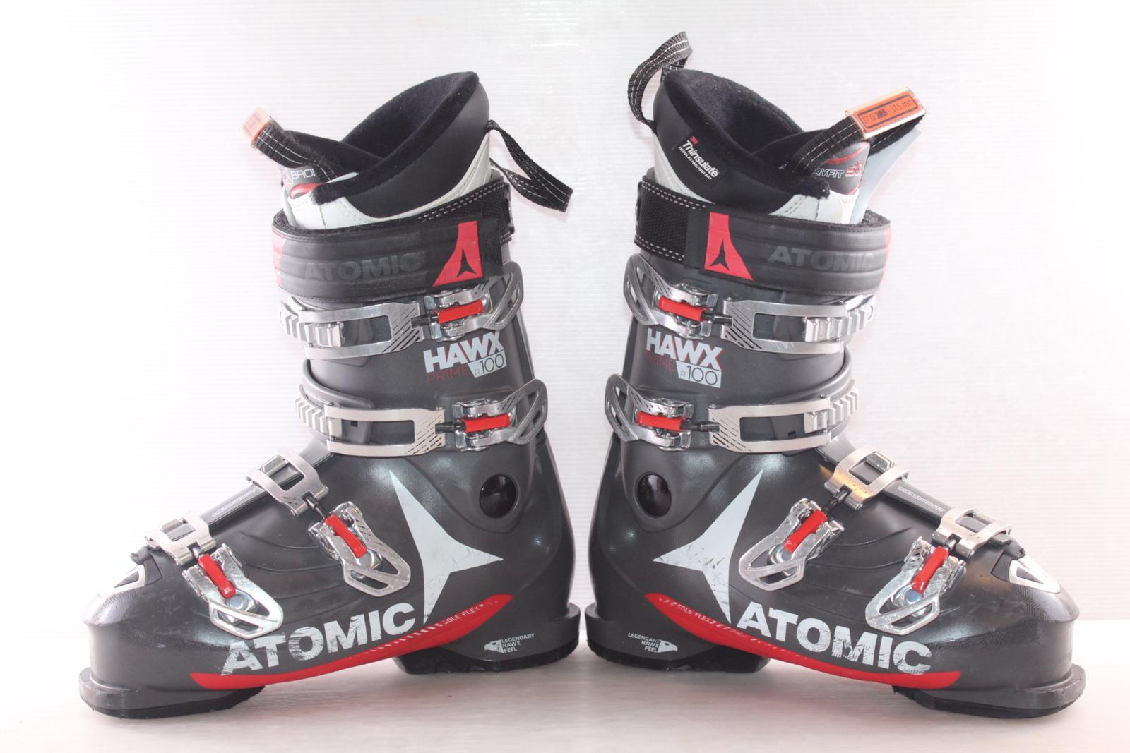 Lyžařské boty Atomic Hawx Prime R 100 vel. EU42 flexe 100
