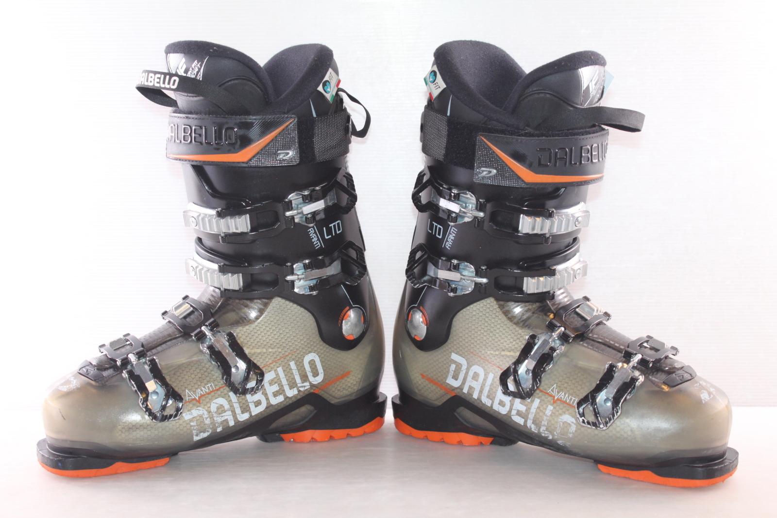 Lyžařské boty Dalbello Avanti Ltd vel. EU42 flexe 80