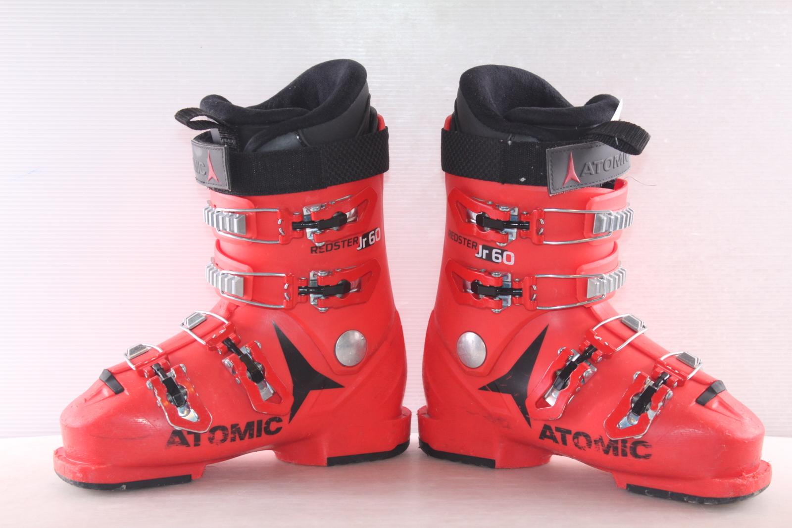Dětské lyžáky Atomic Redster JR 60 vel. EU36 flexe 60
