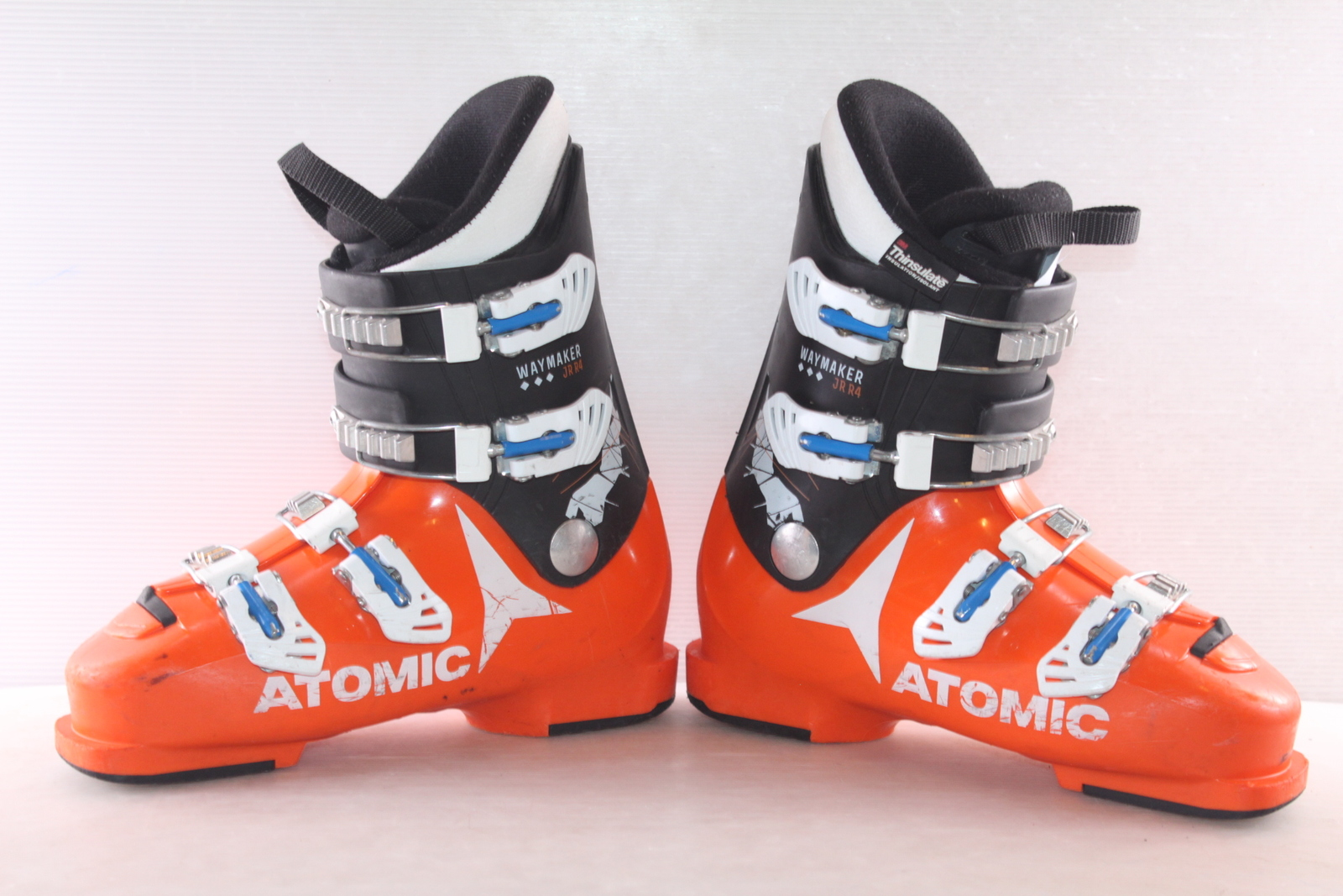 Dětské lyžáky Atomic Way Maker JR4 R vel. EU40