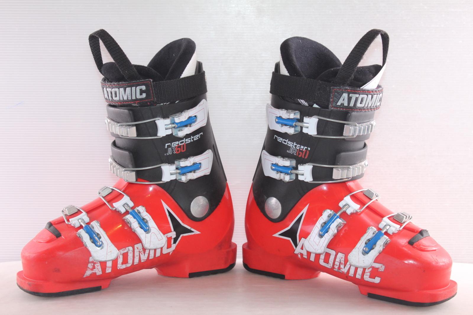 Dětské lyžáky Atomic Redster JR 60 vel. EU36.5 flexe 60