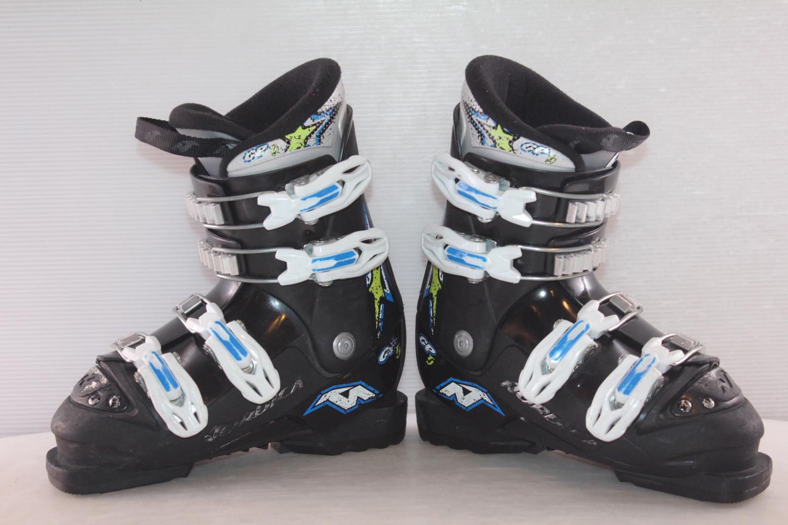 Dětské lyžáky Nordica GP TJ vel. EU30.5