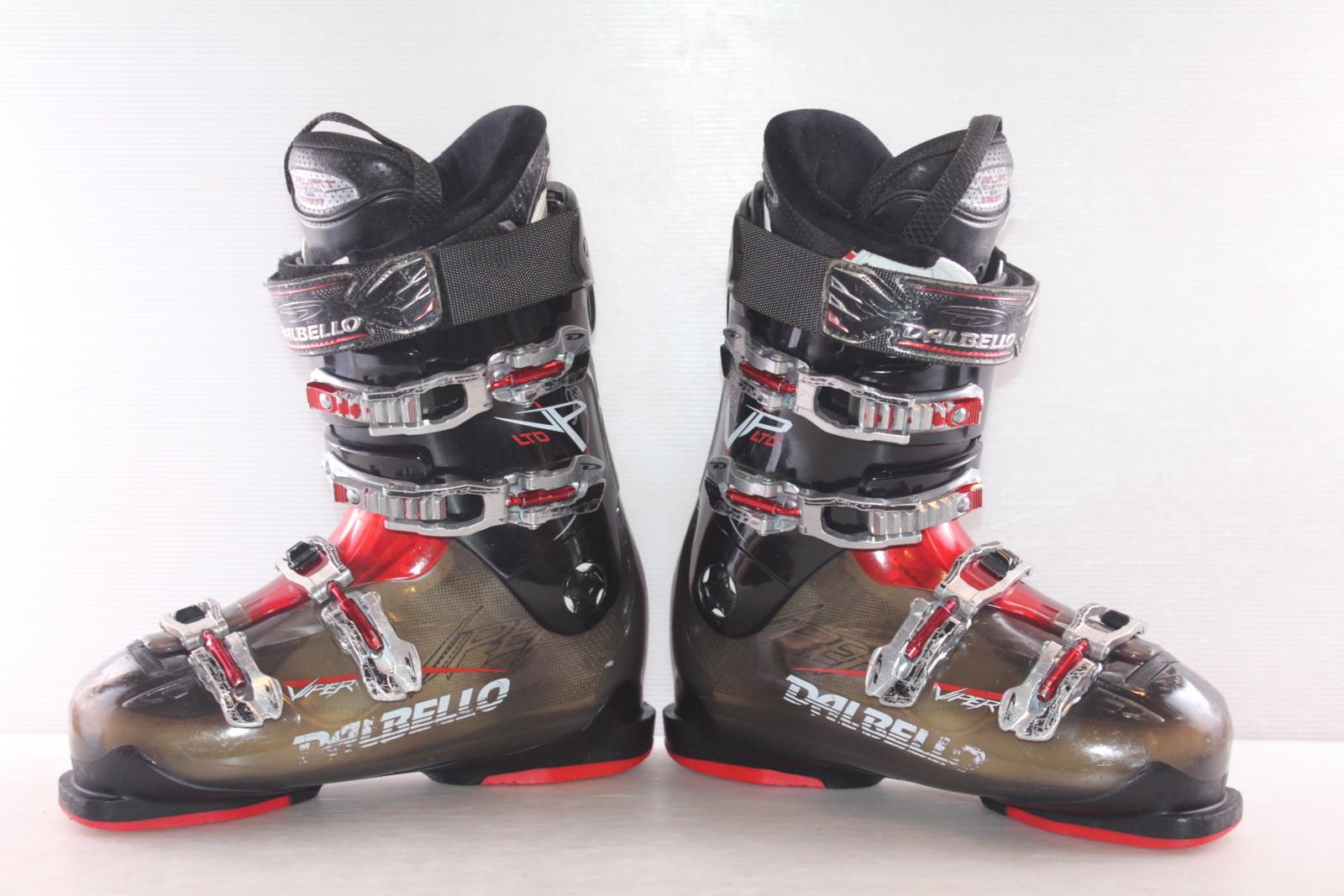 Lyžařské boty Dalbello Viper LTD vel. EU43.5 flexe 80