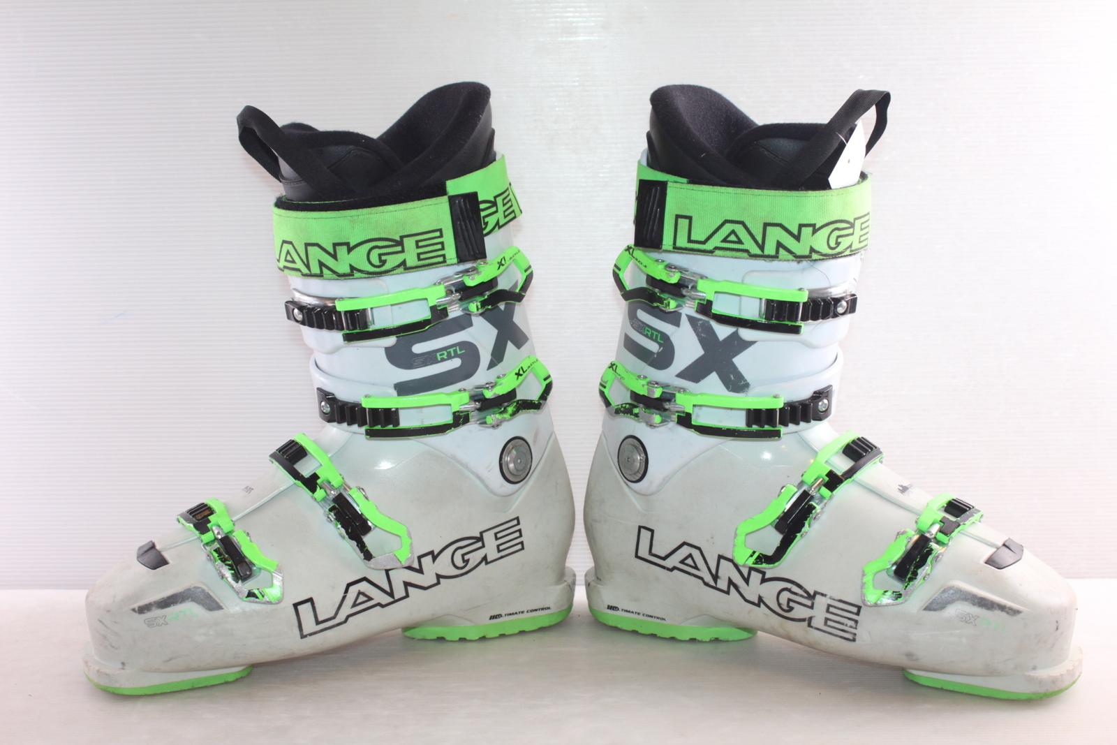 Lyžařské boty Lange SX  RTL vel. EU43 flexe 90