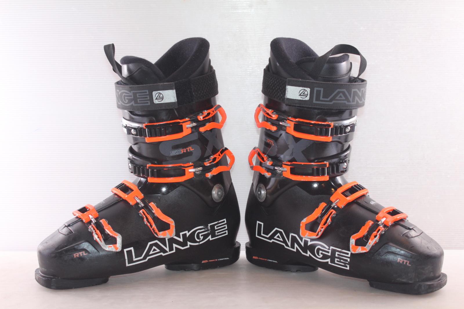 Lyžařské boty Lange SX RTL vel. EU42.5 flexe 80