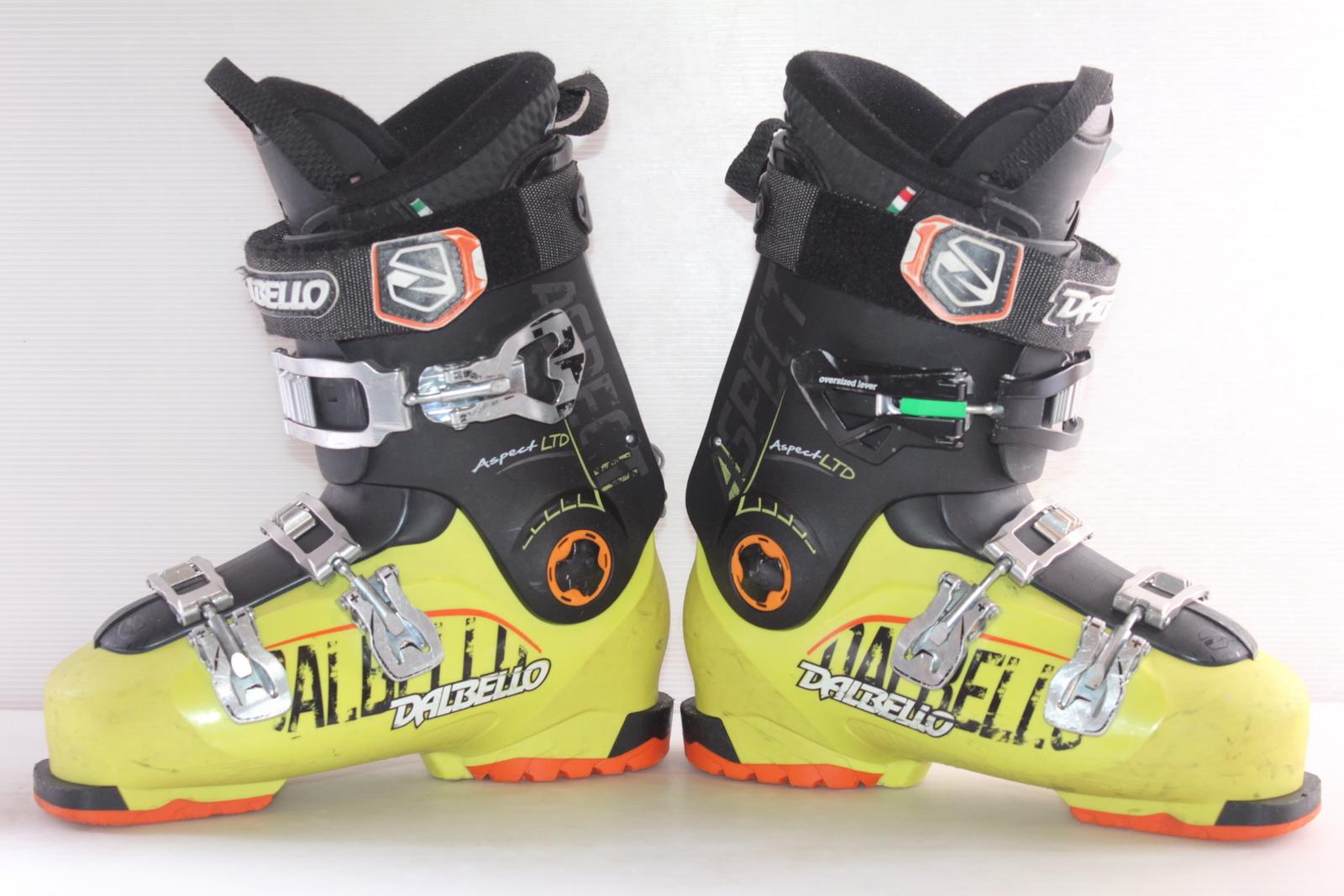 Lyžařské boty Dalbello Aspect LTD vel. EU41 flexe 80
