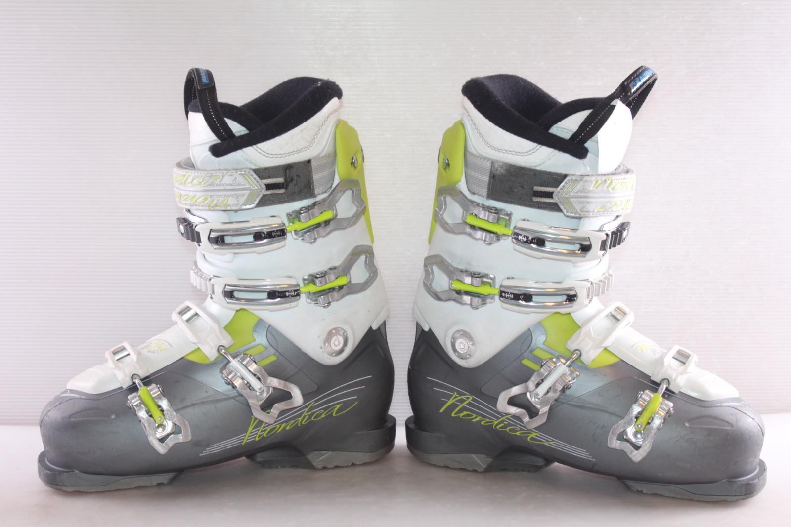 Dámské lyžáky Nordica NXT N4R W vel. EU40 flexe 80