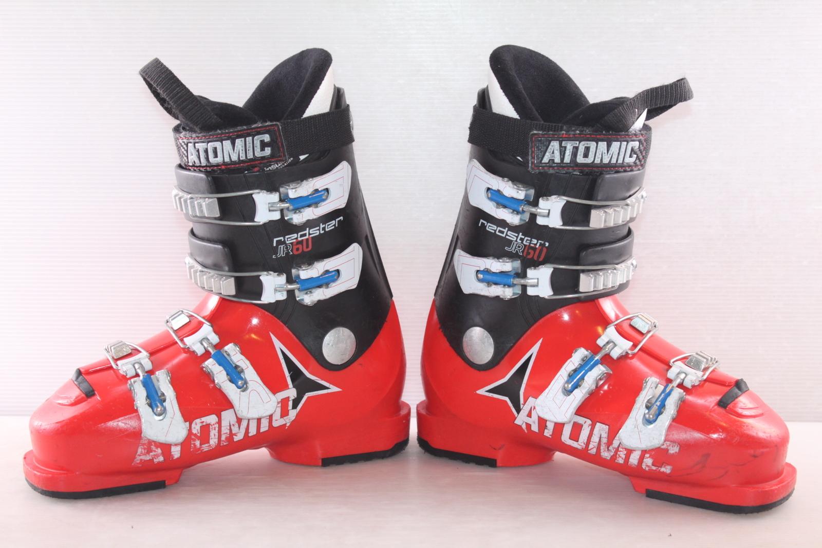 Dětské lyžáky Atomic Redster JR 60 vel. EU37