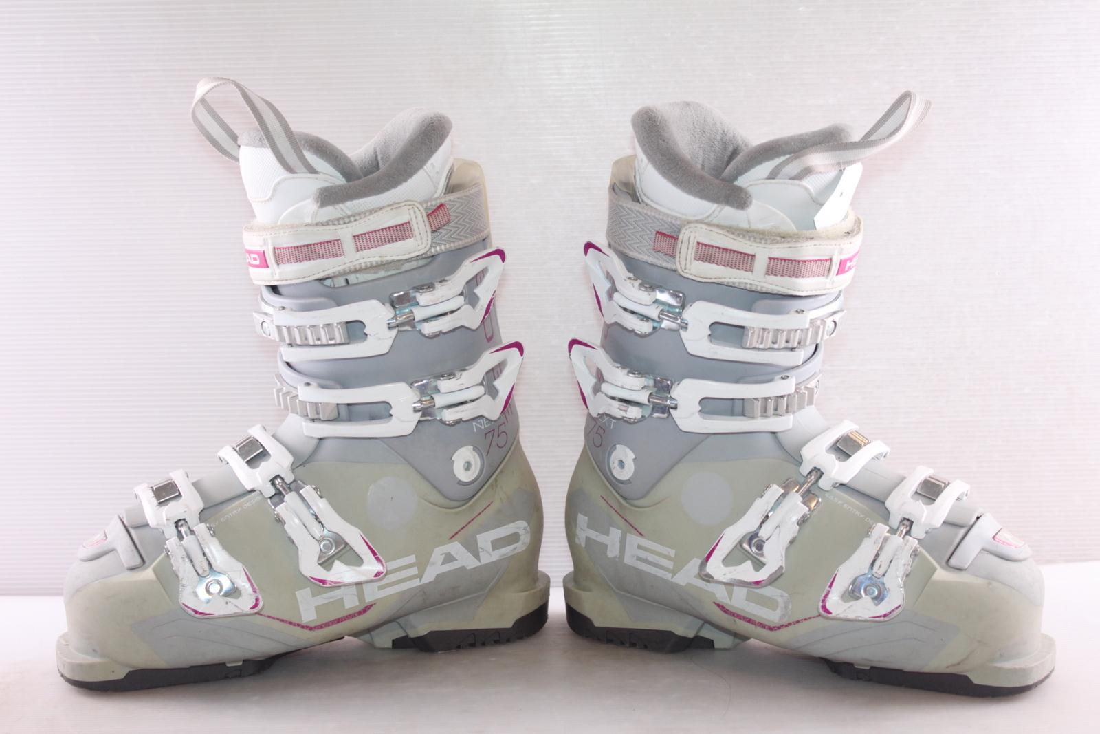 Dámské lyžáky Head NExt Edge 75 vel. EU38.5 flexe 75