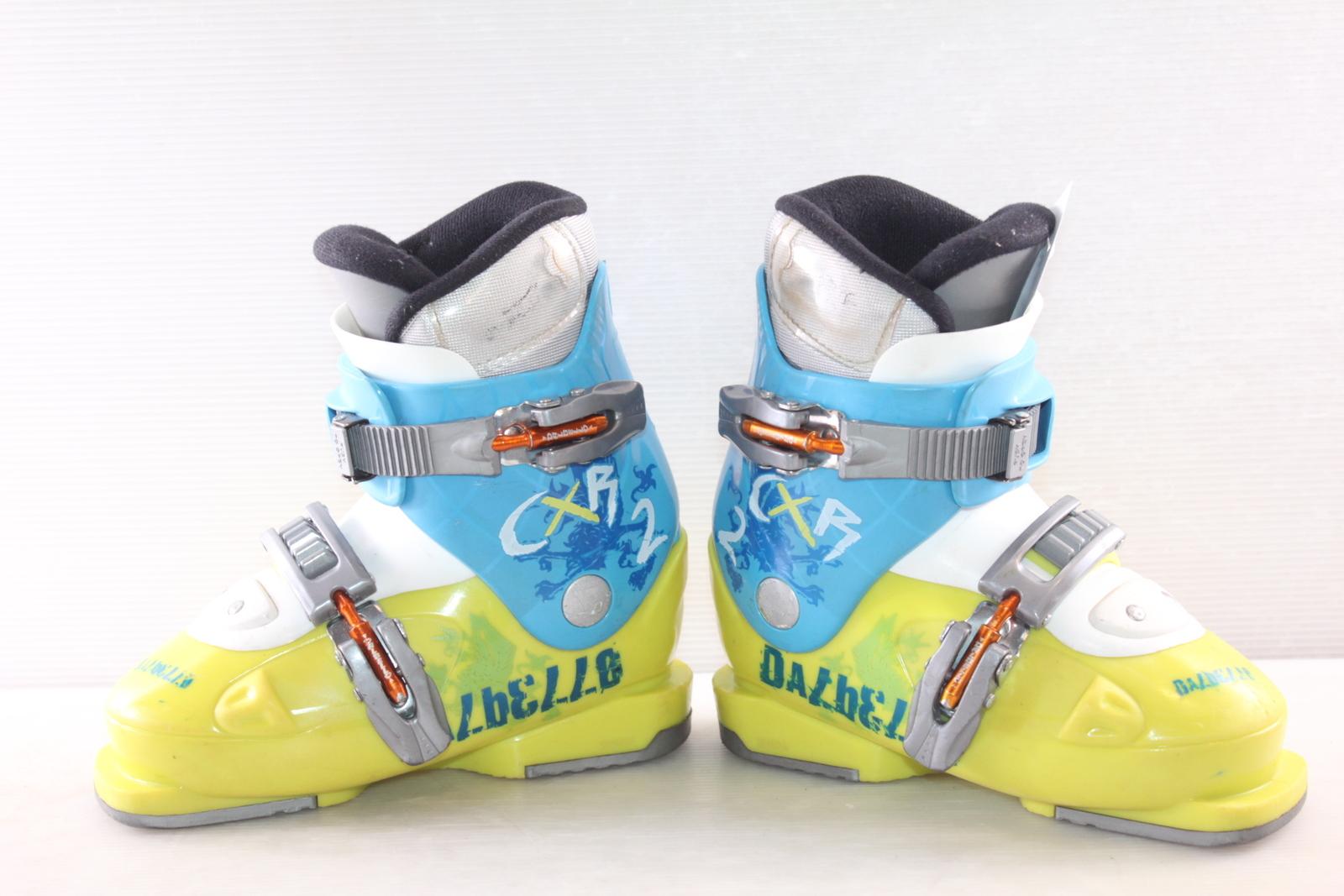 Dětské lyžáky Dalbello CXR 2 vel. EU30