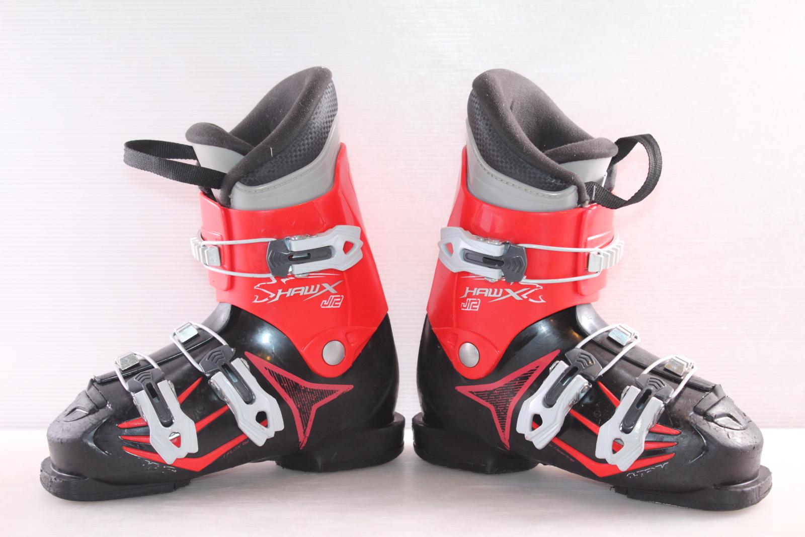 Dětské lyžáky Atomic Hawx JR vel. EU32