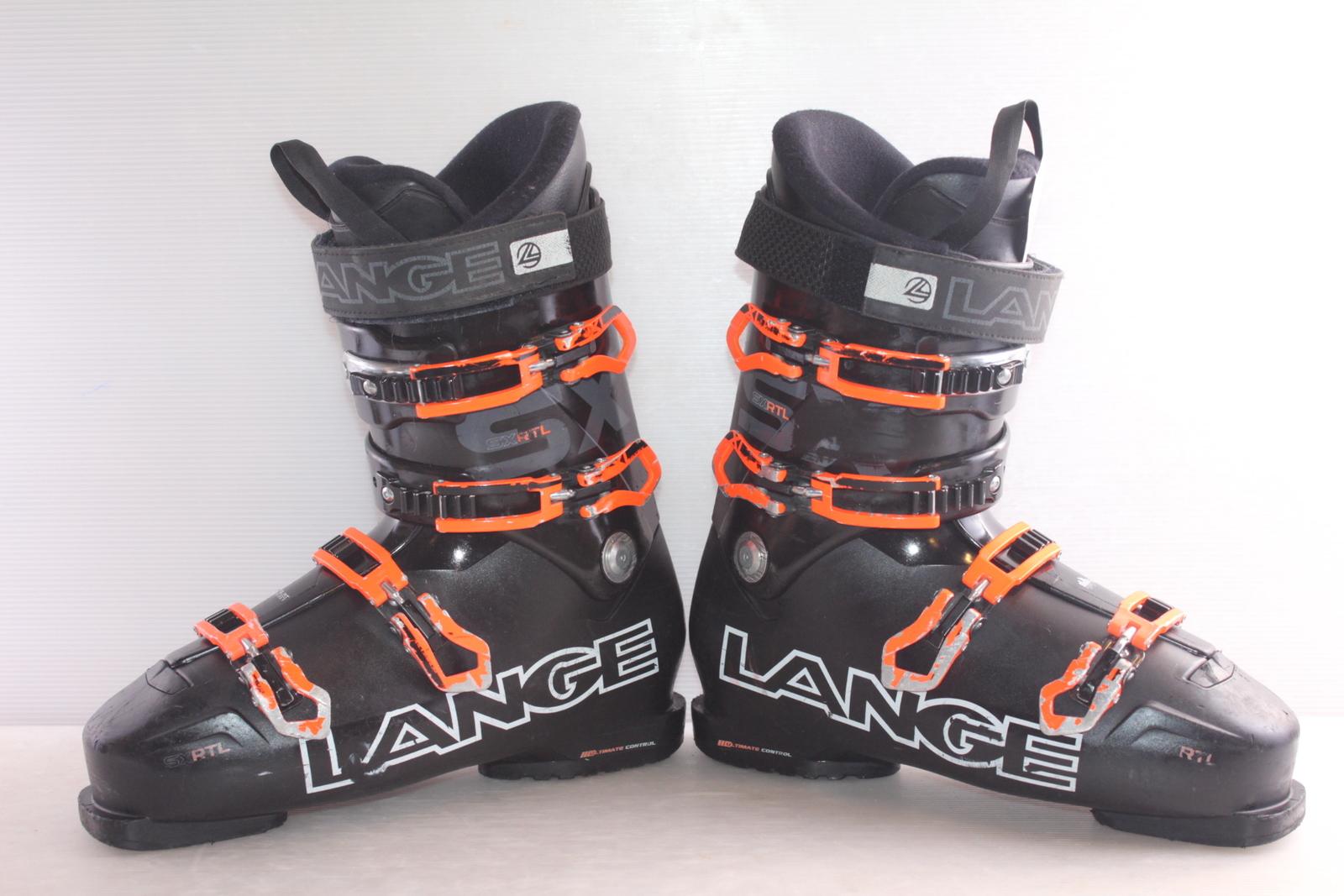 Lyžařské boty Lange SX RTL vel. EU45 flexe 90