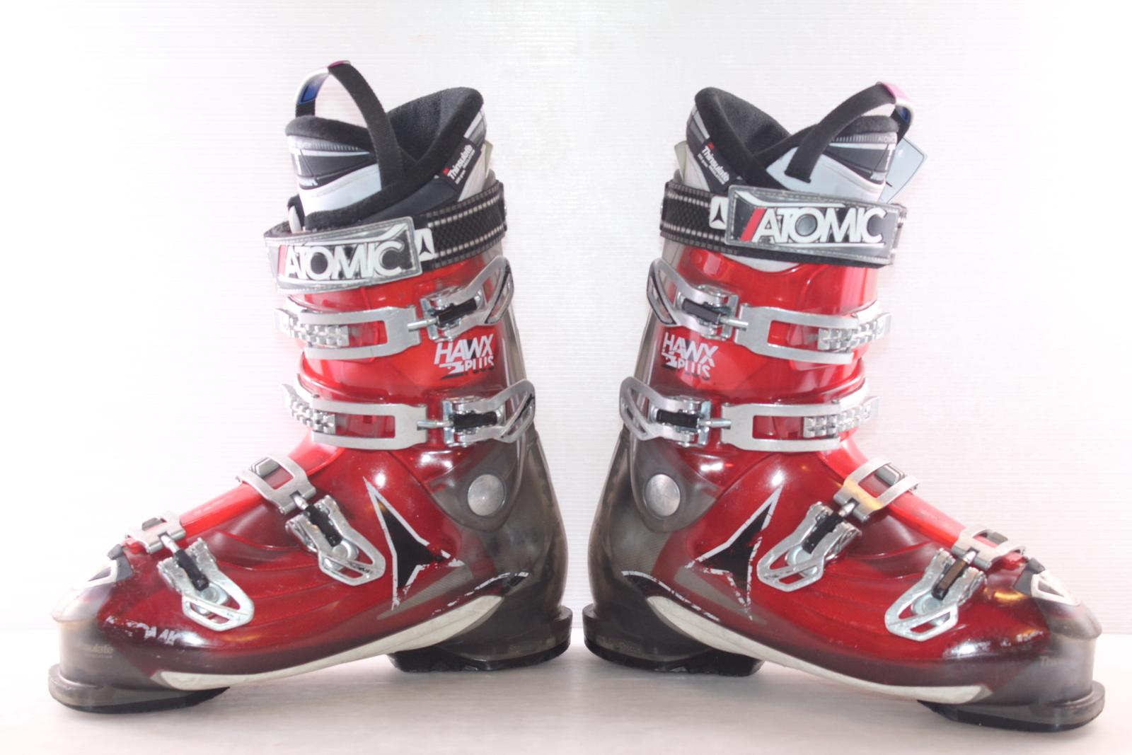 Lyžařské boty Atomic Hawx plus vel. EU45 flexe 80