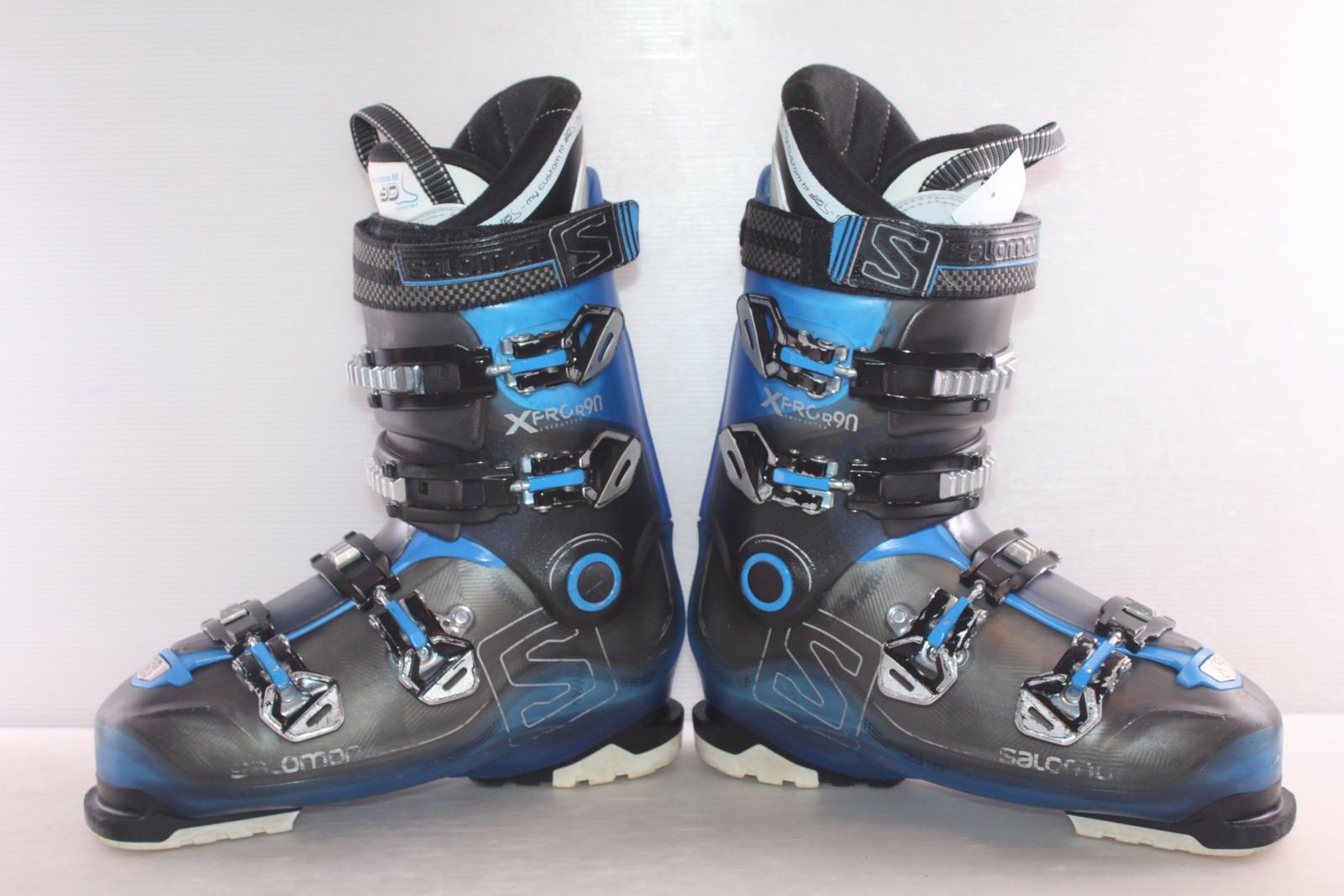 Lyžařské boty Salomon X Pro R90 vel. EU43 flexe 90
