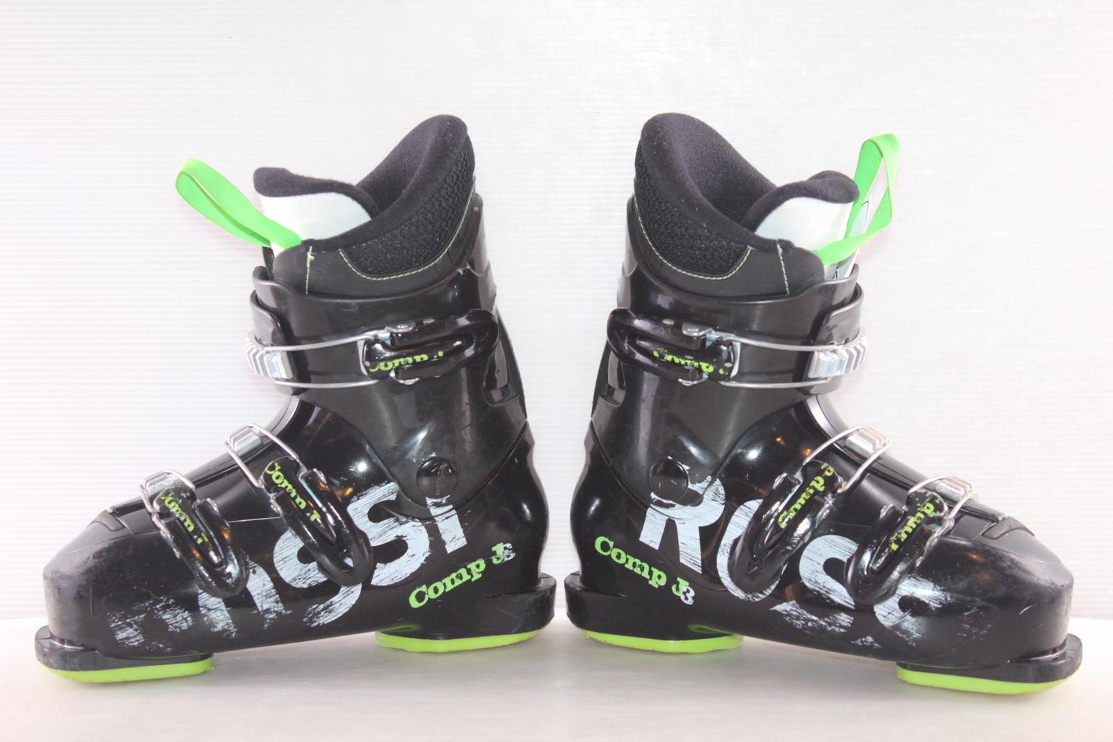 Dětské lyžáky Rossignol Comp J3 vel. EU34