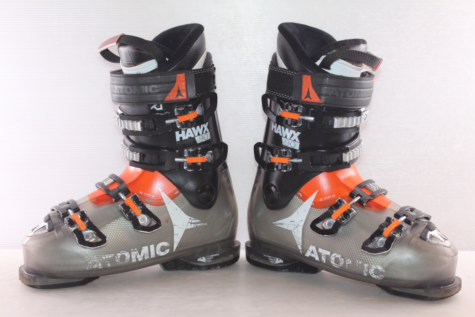 Lyžařské boty Atomic Hawx R90 vel. EU42.5 flexe 90