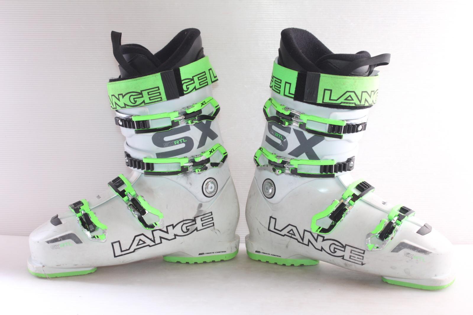 Lyžařské boty Lange SX RTL vel. EU43.5 flexe 90