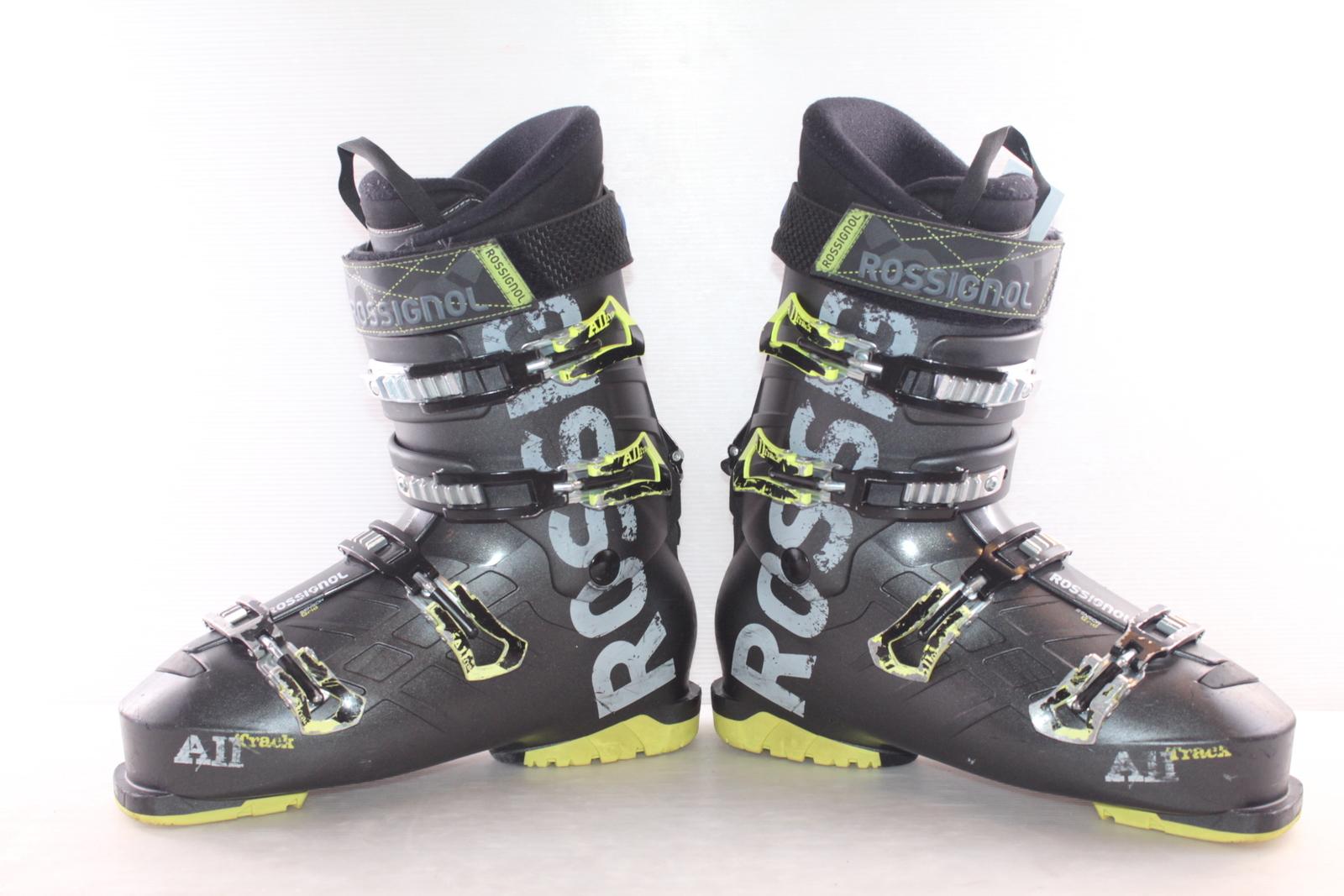 Lyžařské boty Rossignol All Track vel. EU44.5 flexe 80