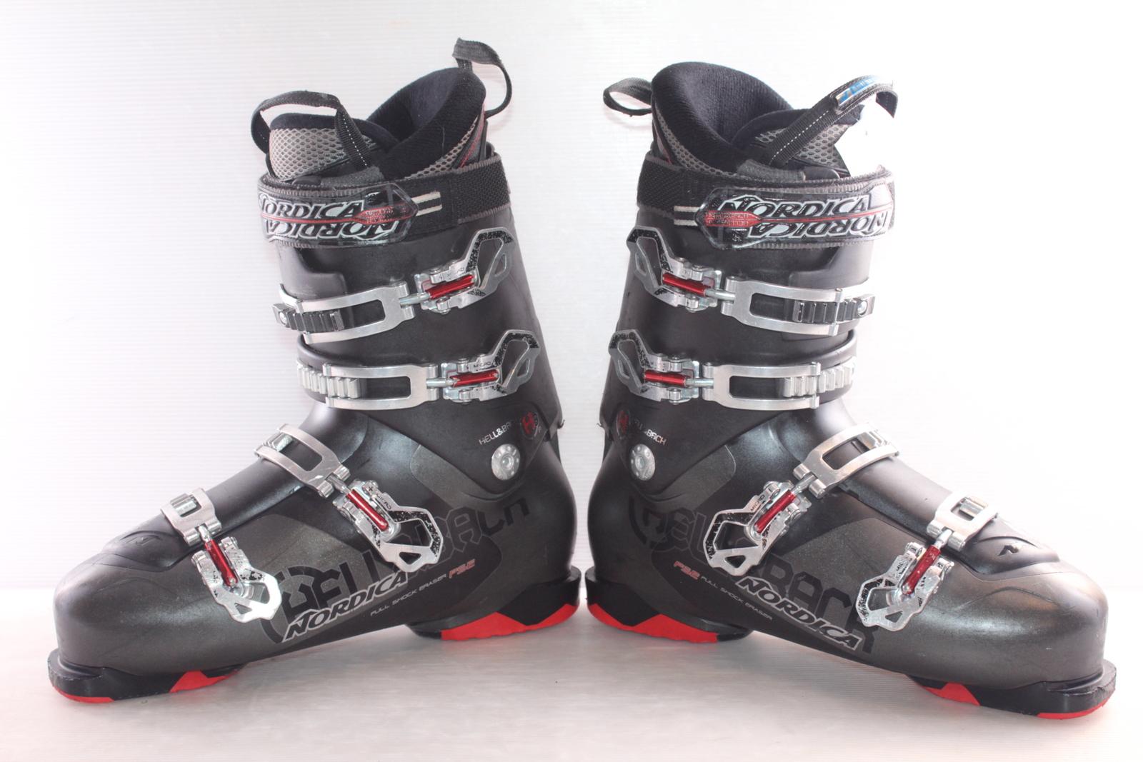 Lyžařské boty Nordica Hell and back H3R vel. EU46.5 flexe 90