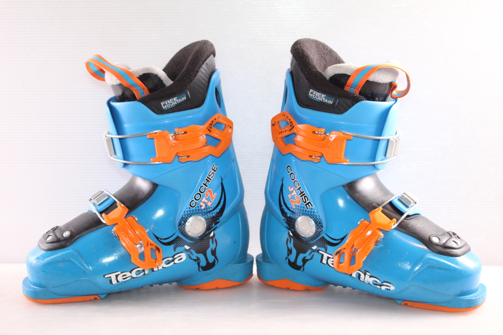 Dětské lyžáky Tecnica Cochise JT 2 R vel. EU31