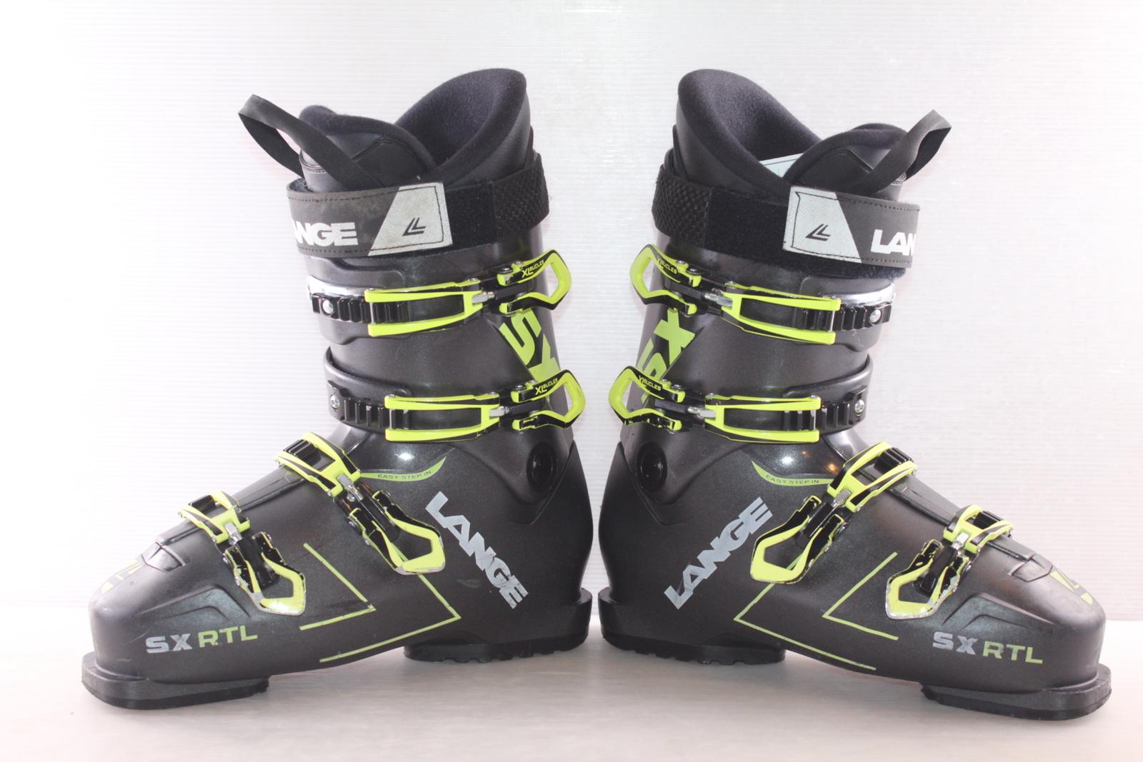 Lyžařské boty Lange SX RTL vel. EU42 flexe 80