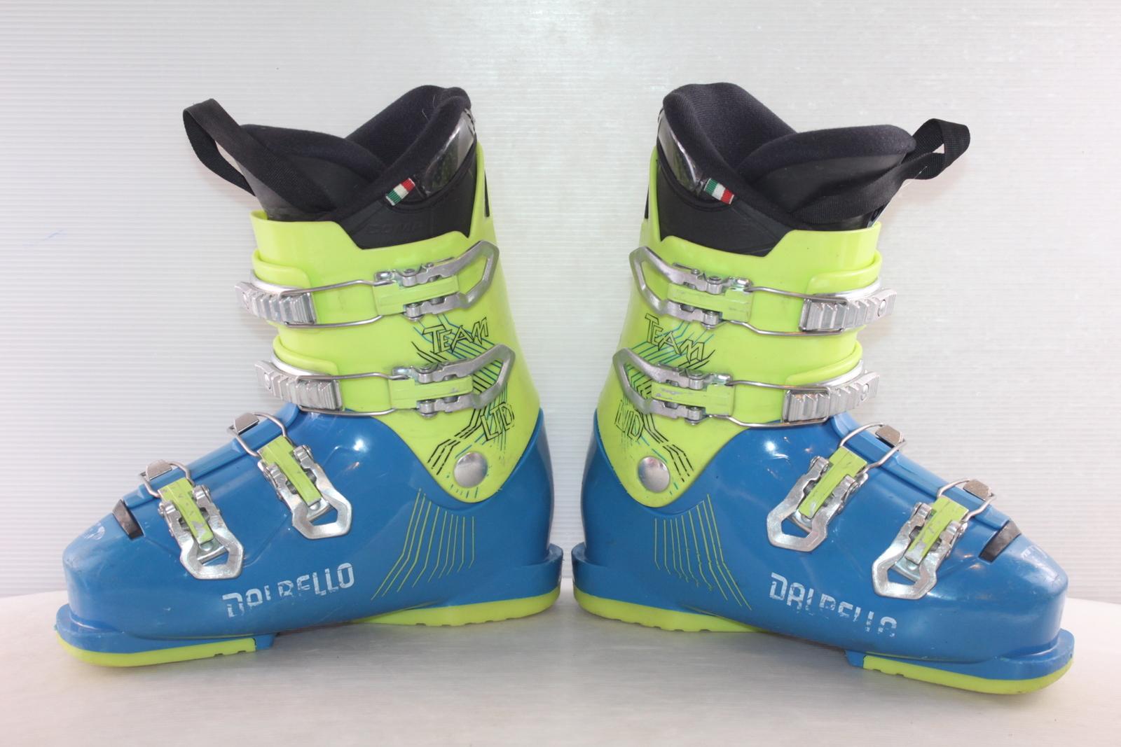 Dětské lyžáky Dalbello Team Ltd vel. EU37