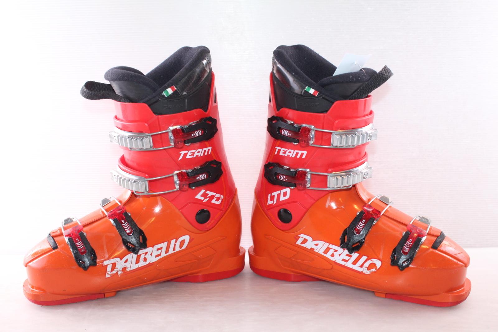 Dětské lyžáky Dalbello Team Ltd vel. EU39