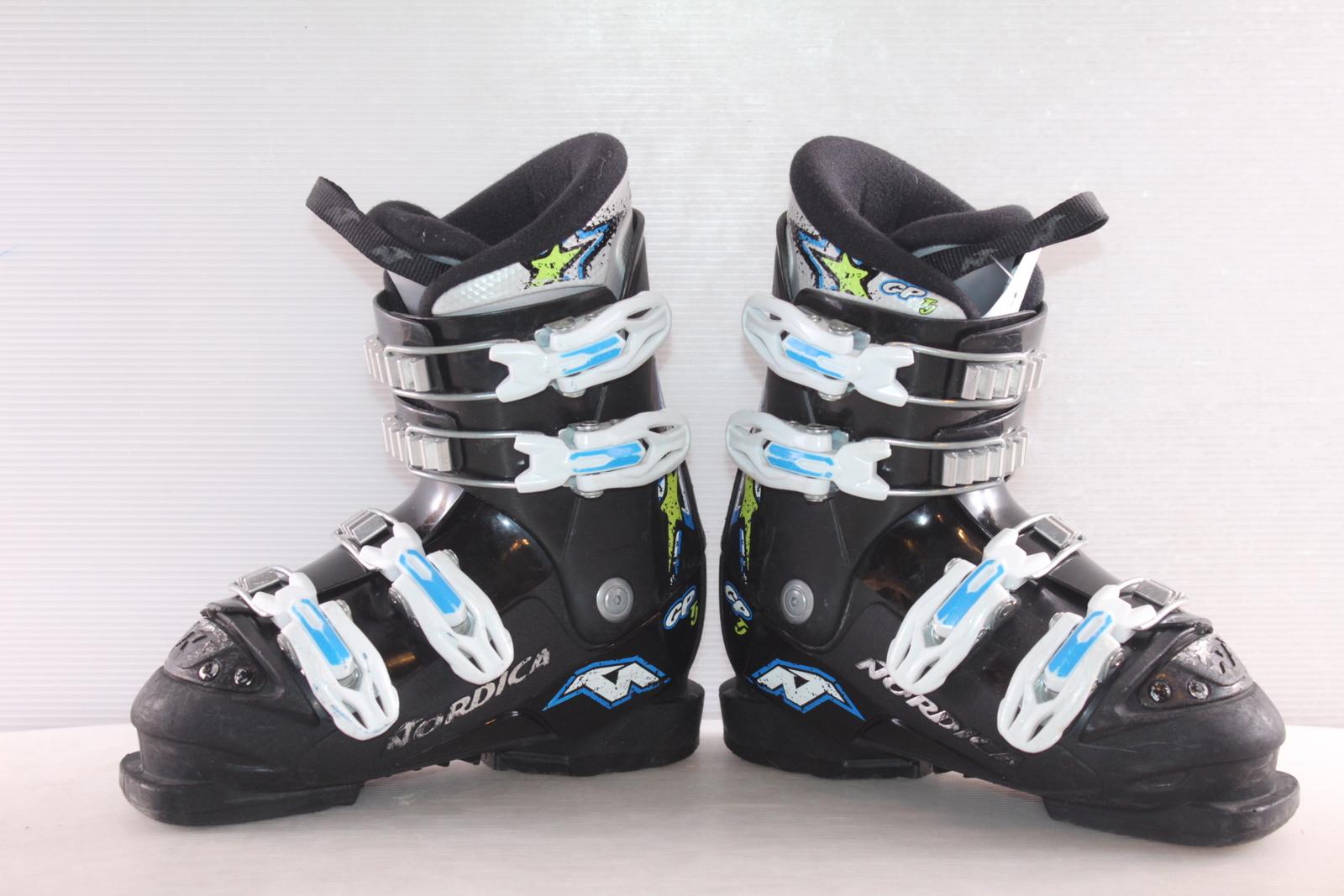 Dětské lyžáky Nordica GP TJ vel. EU32