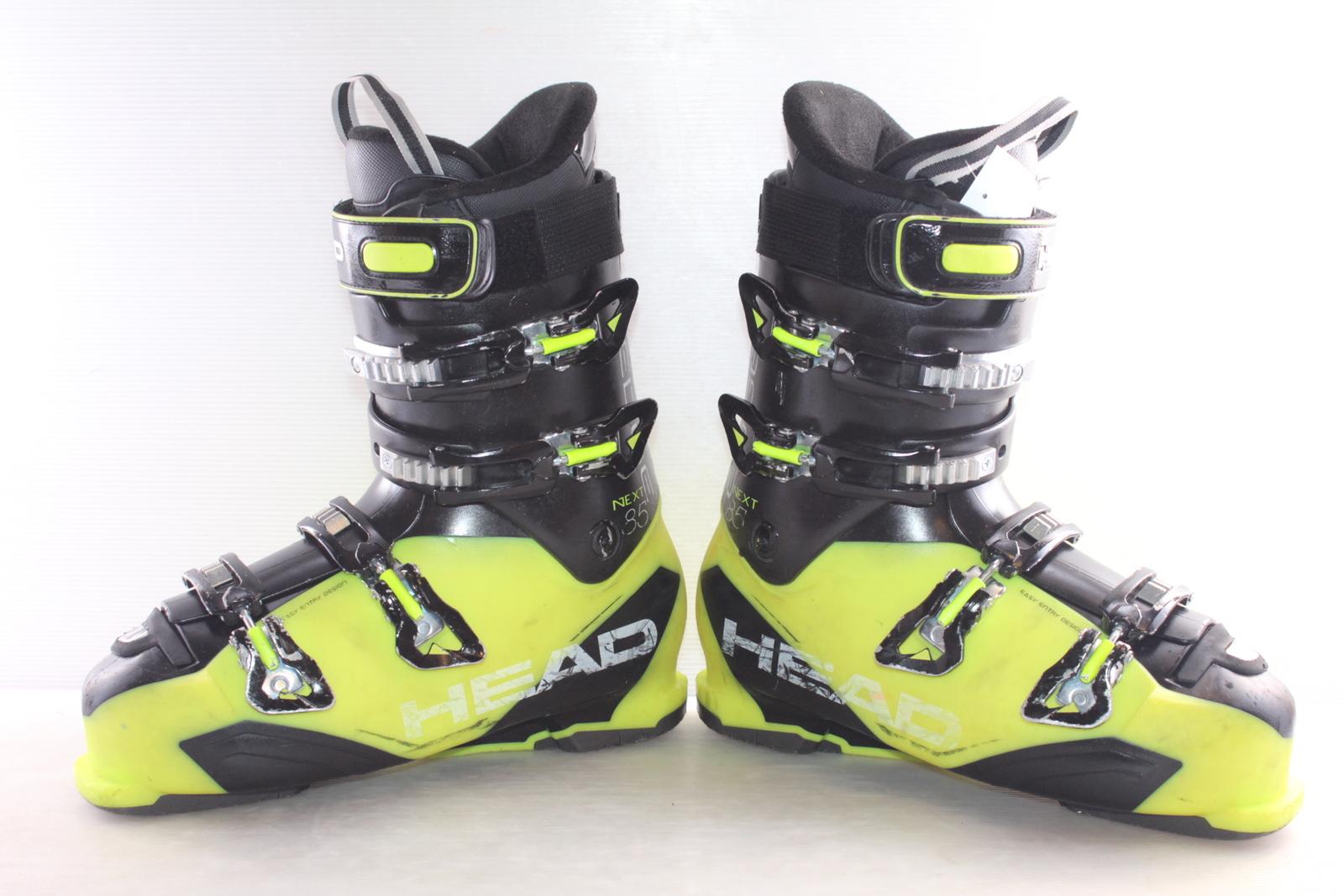 Lyžařské boty Head Next Edge 85 vel. EU46 flexe 85