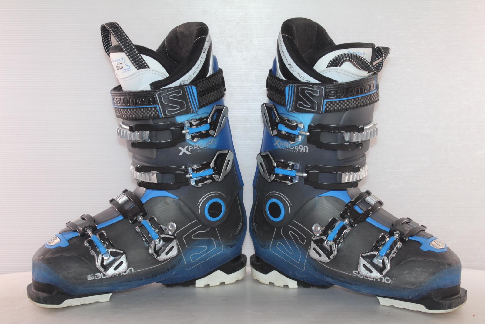 Lyžařské boty Salomon X Pro R90 vel. EU41 flexe 90