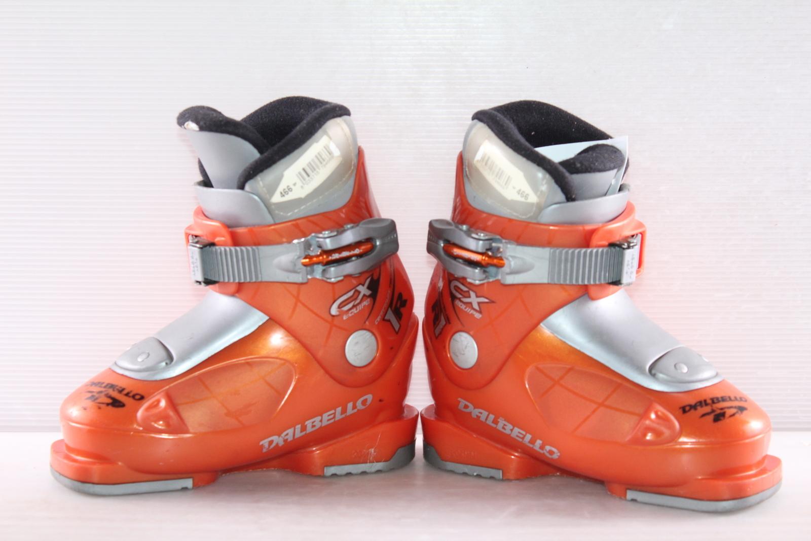 Dětské lyžáky Dalbello CX Equipe R1 vel. EU26.5